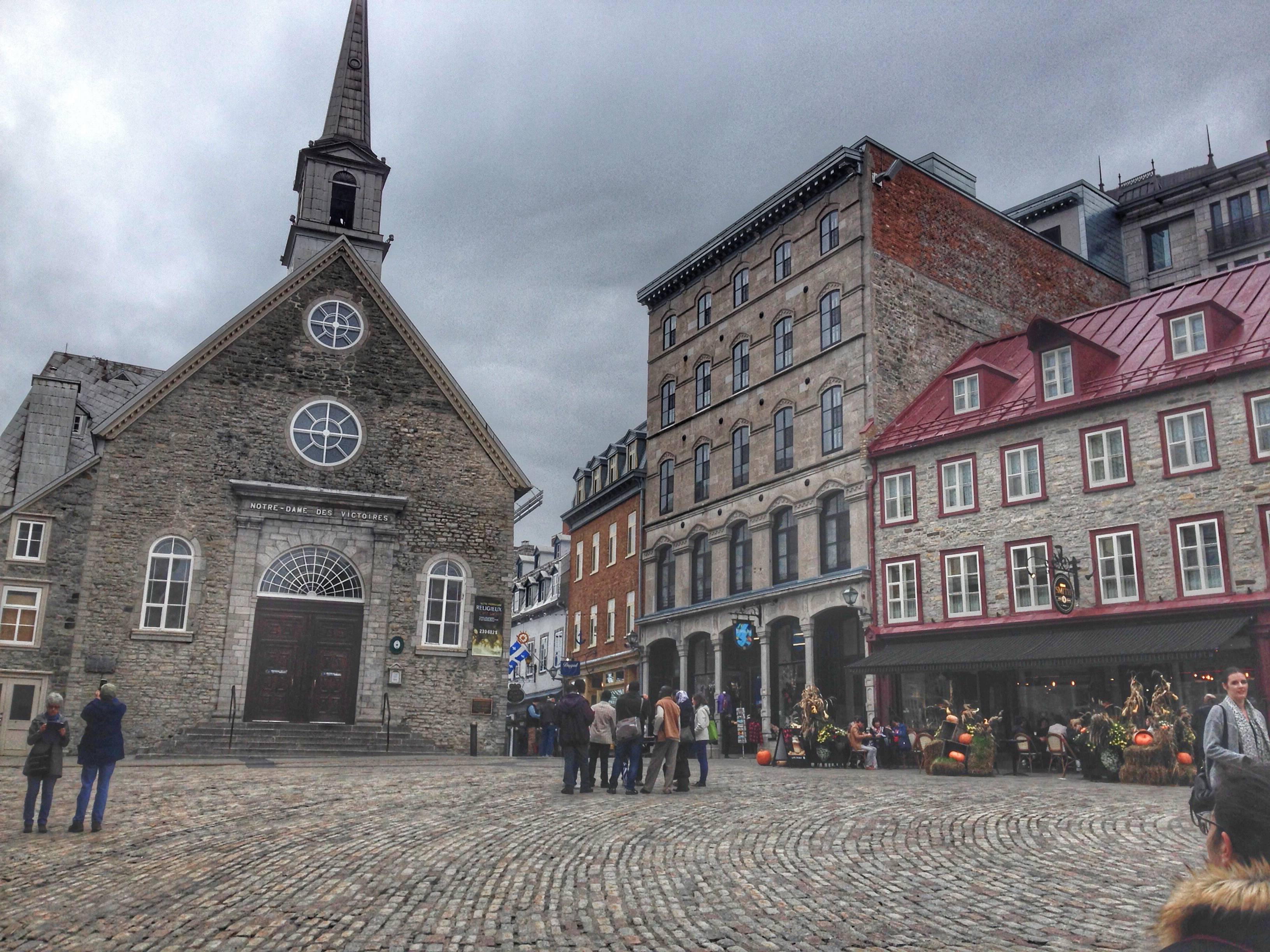 Photo 2: Quartier du Vieux-Québec