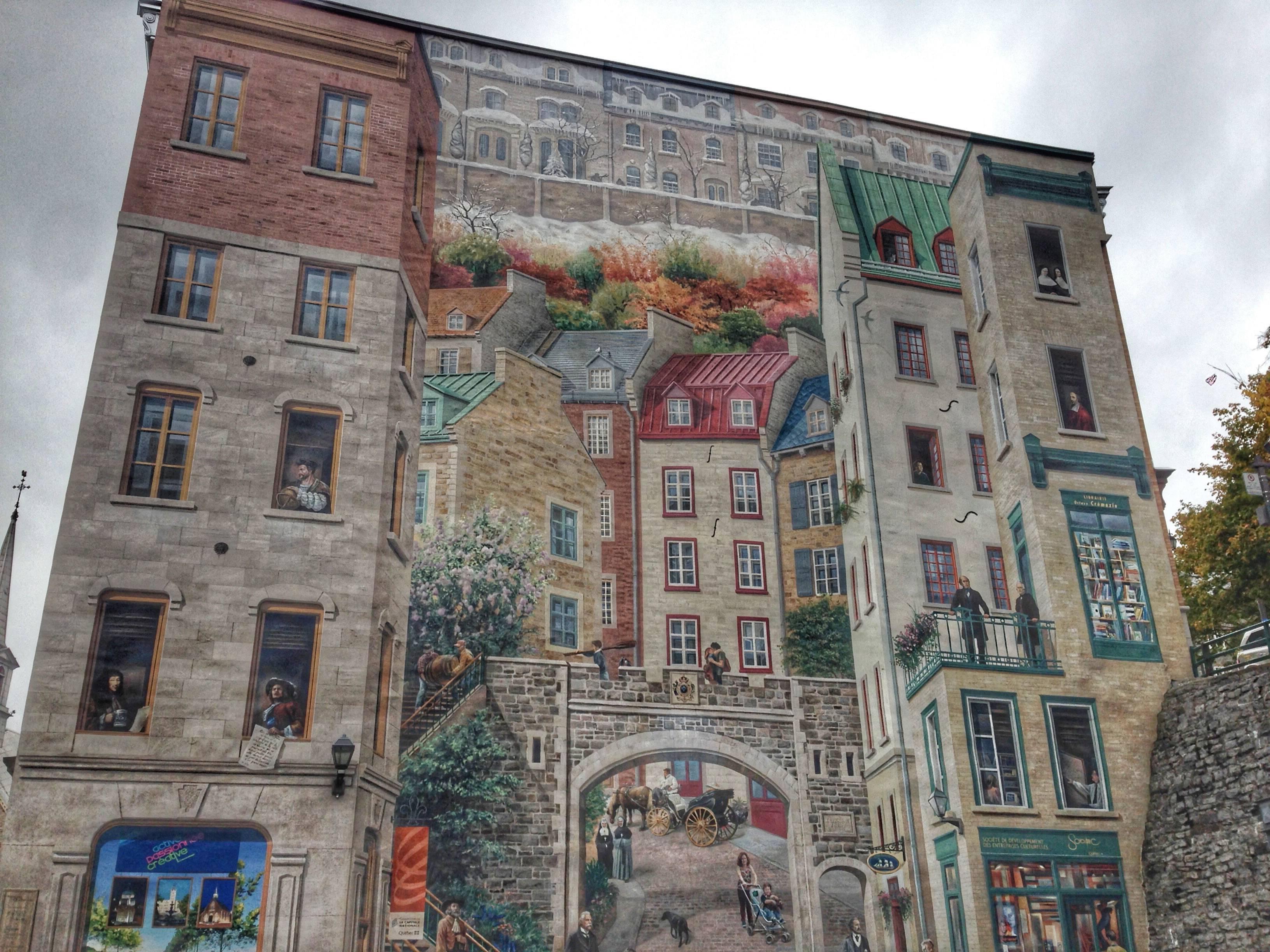 Photo 3: Quartier du Vieux-Québec