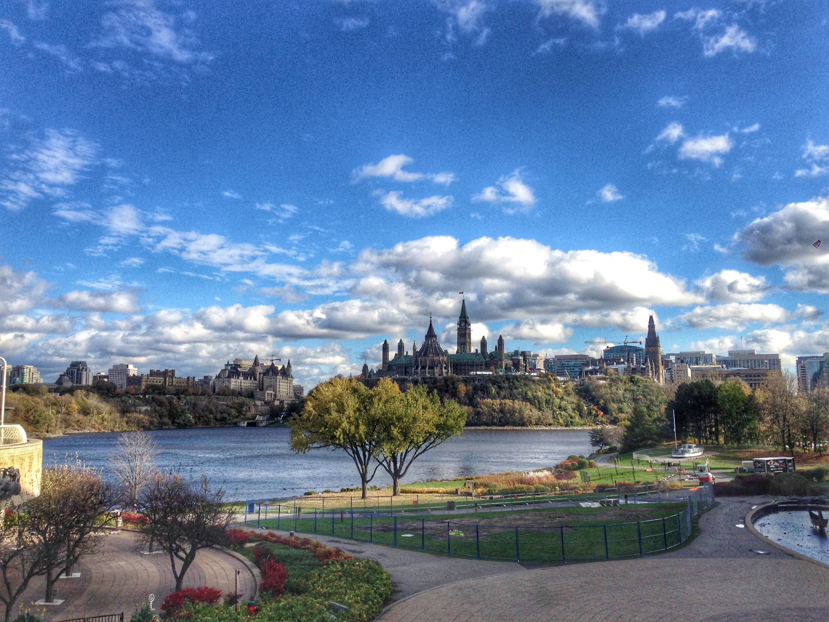 Photo 1: Ottawa, capitale du Canada