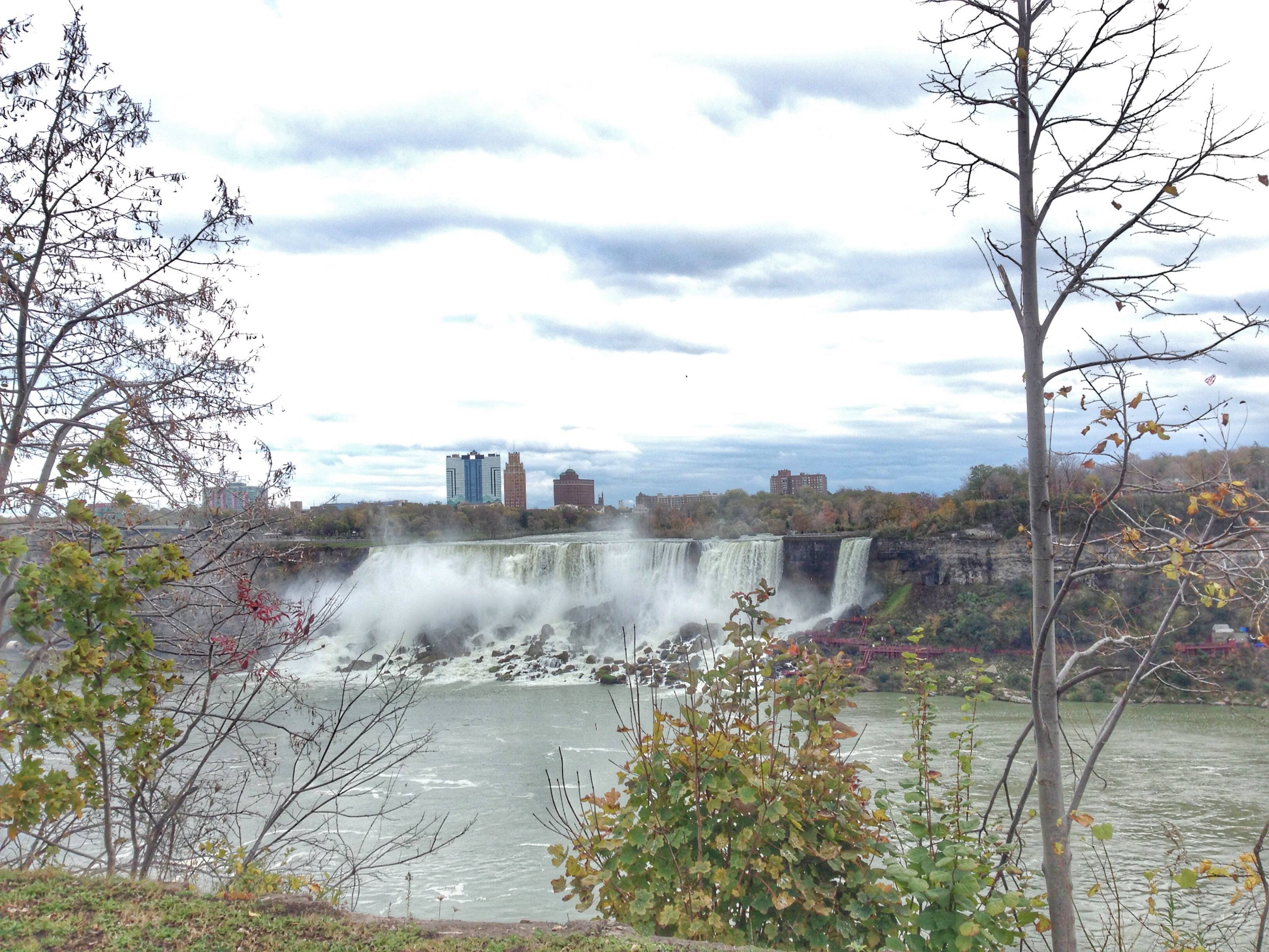 Photo 2: Chutes du Niagara partie canadienne