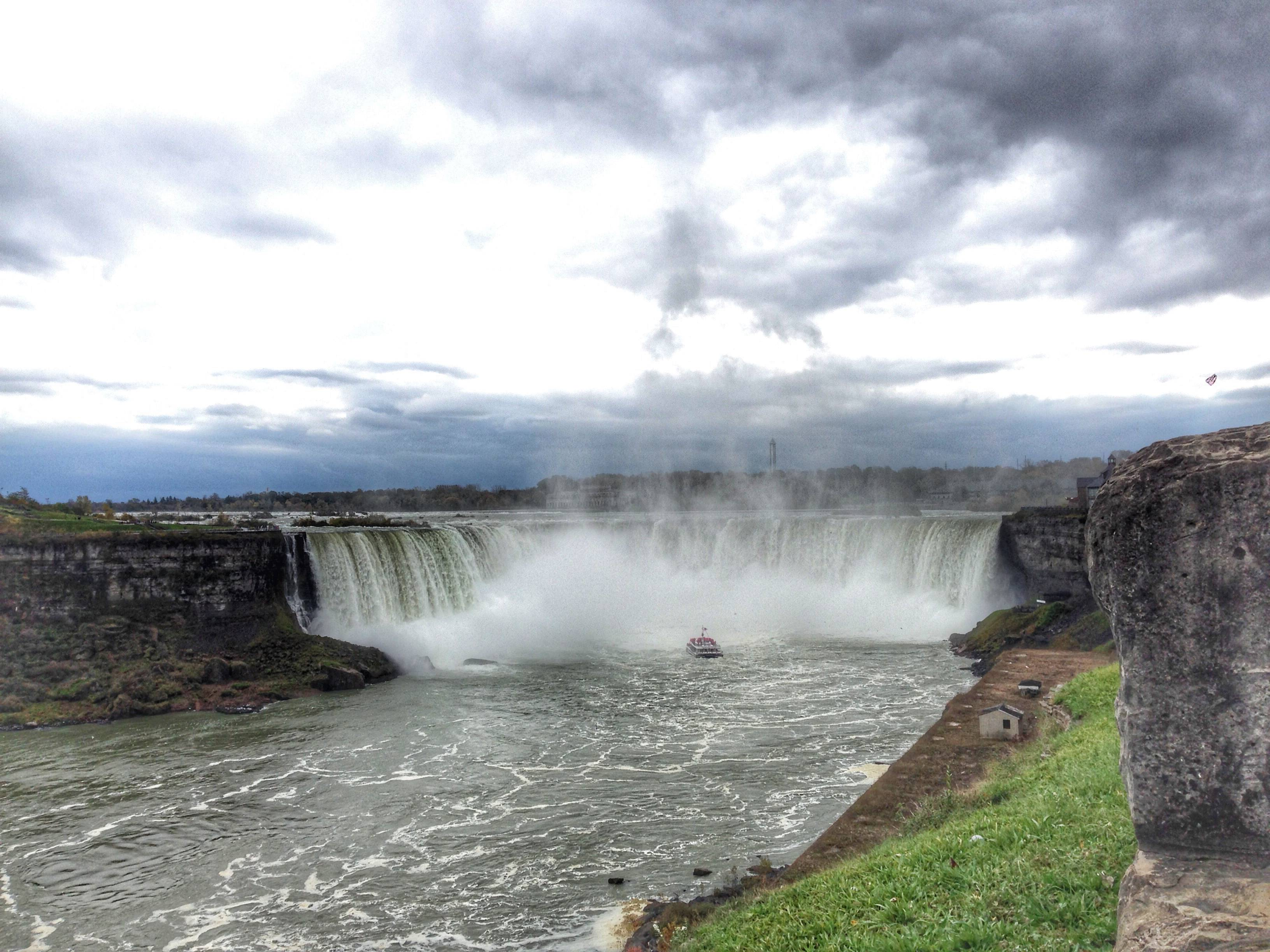 Photo 3: Chutes du Niagara partie canadienne