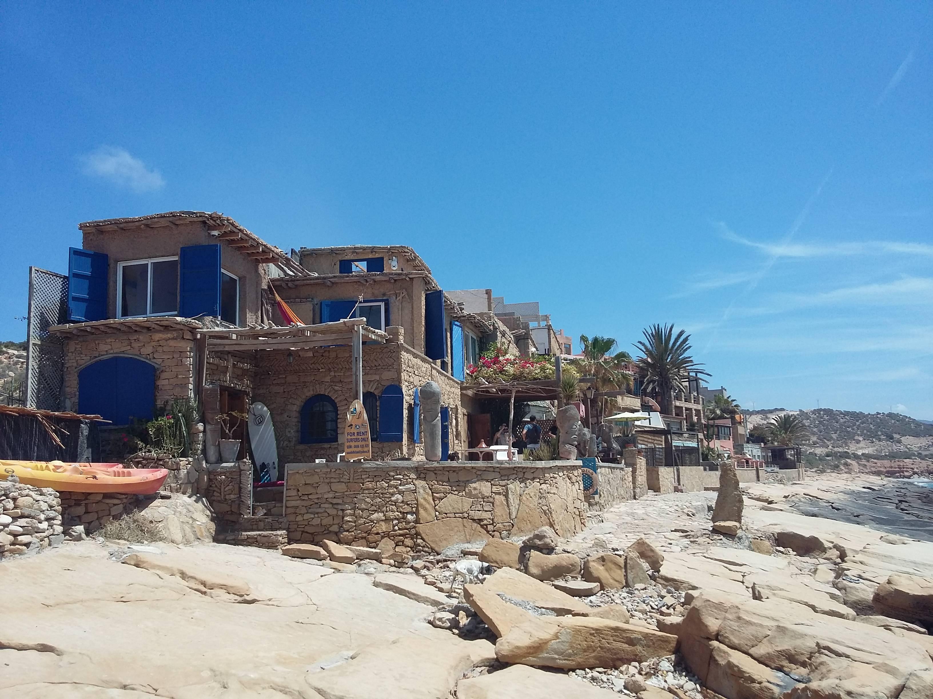 Photo 1: Chez mounia à anchor point. Surf paradise