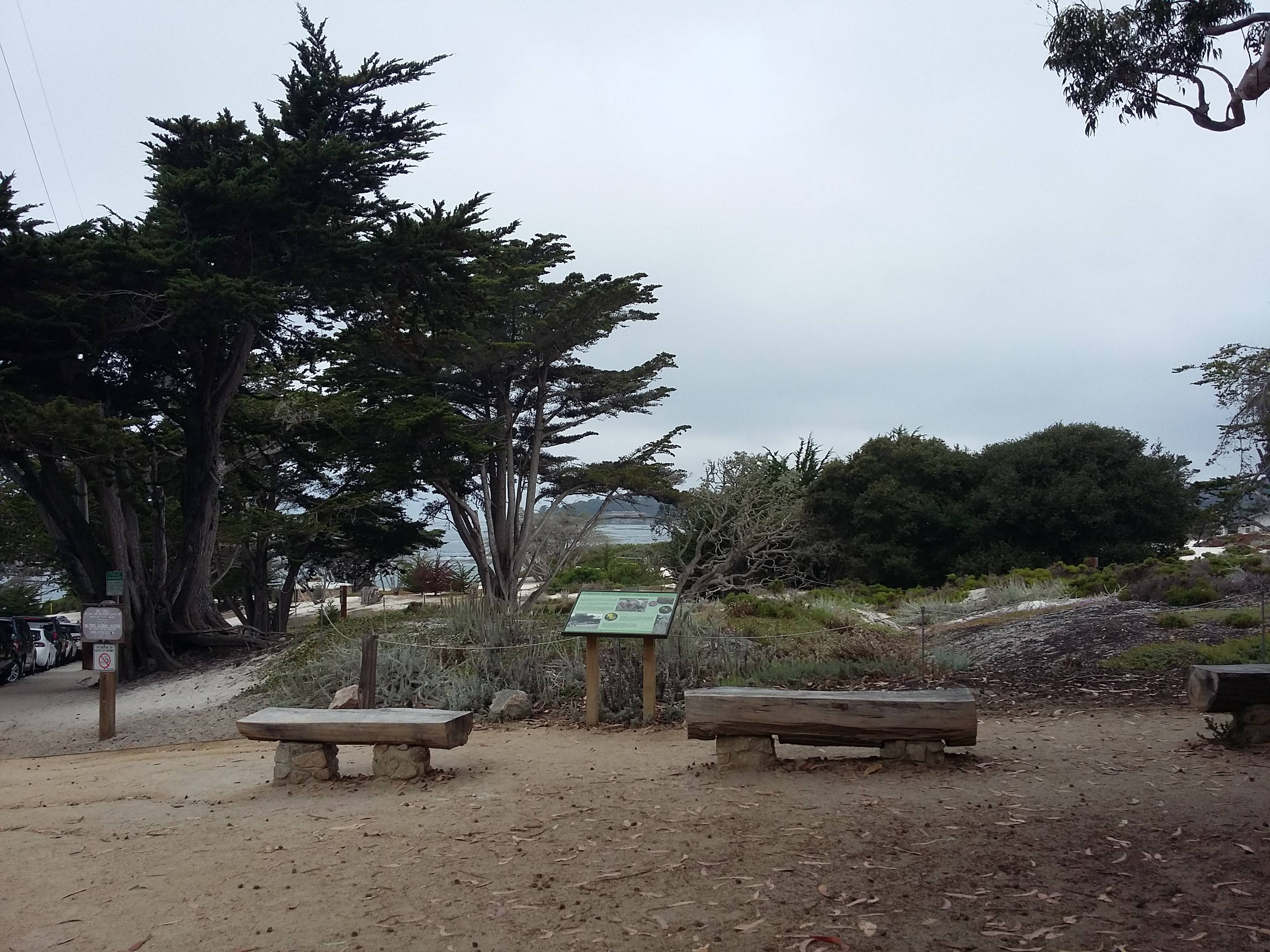 Photo 1: carmel-by-the-sea... un village aux US