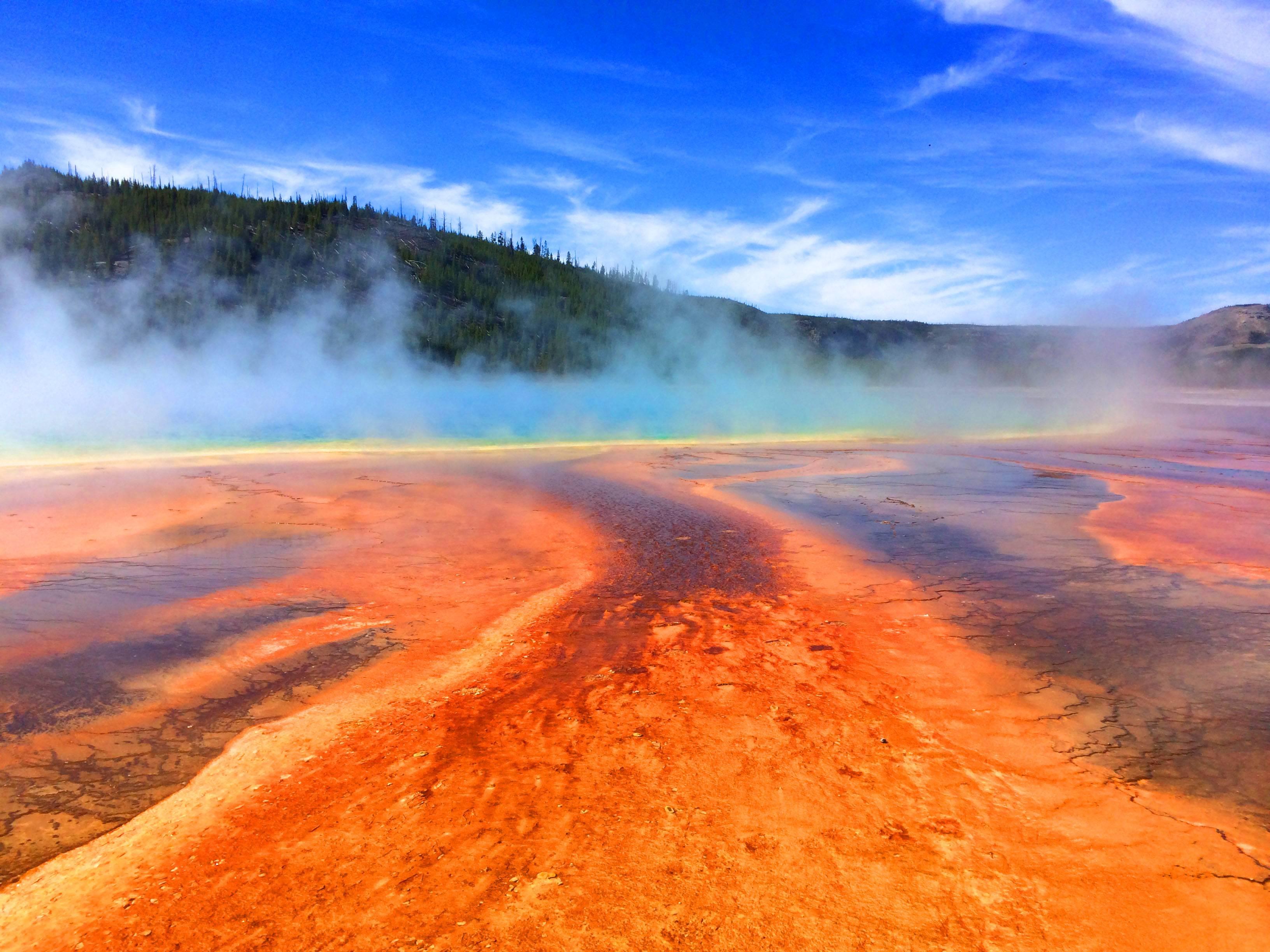 Photo 2: Yellowstone National Parc