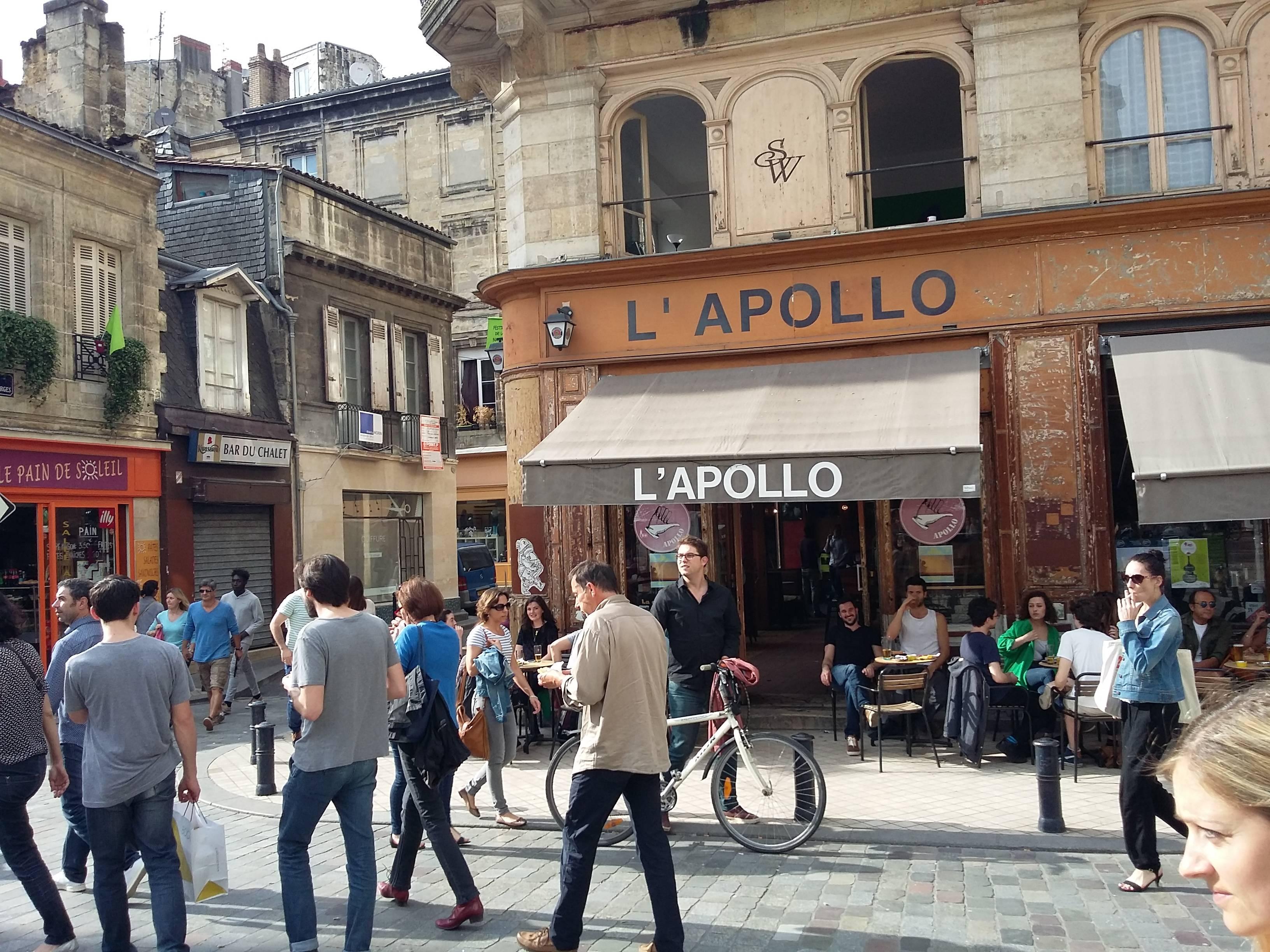 Photo 1: L'apollo, l'afterwork populaire