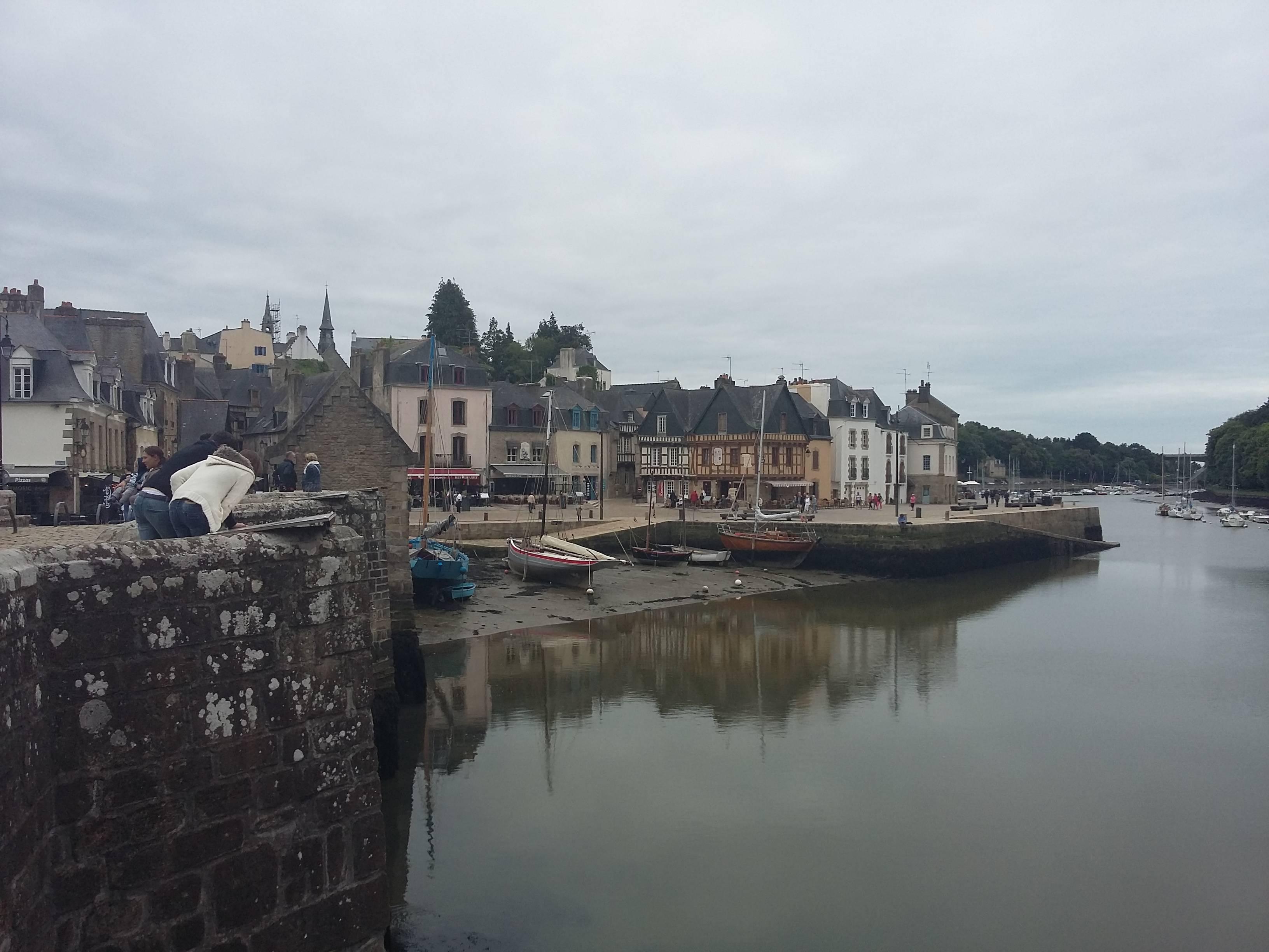 Photo 1: Saint-goustan, le port caché