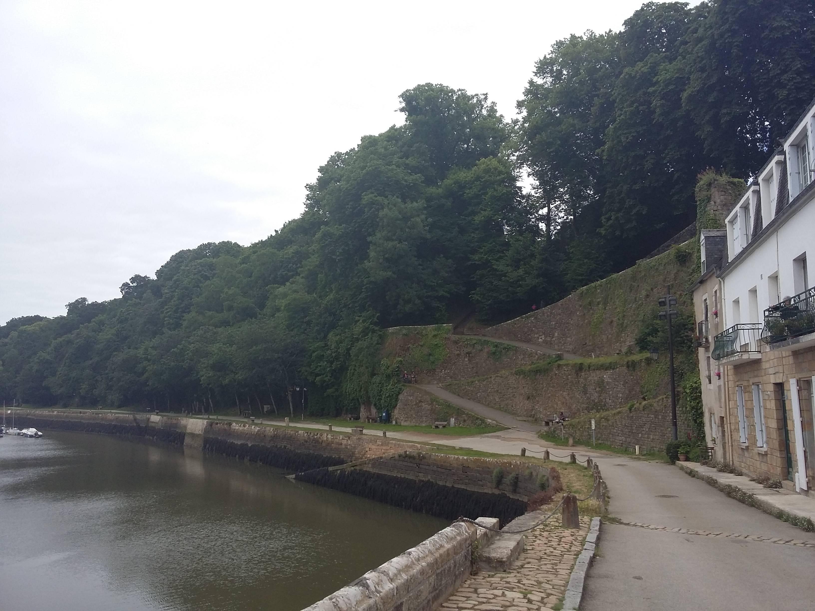 Photo 3: Saint-goustan, le port caché