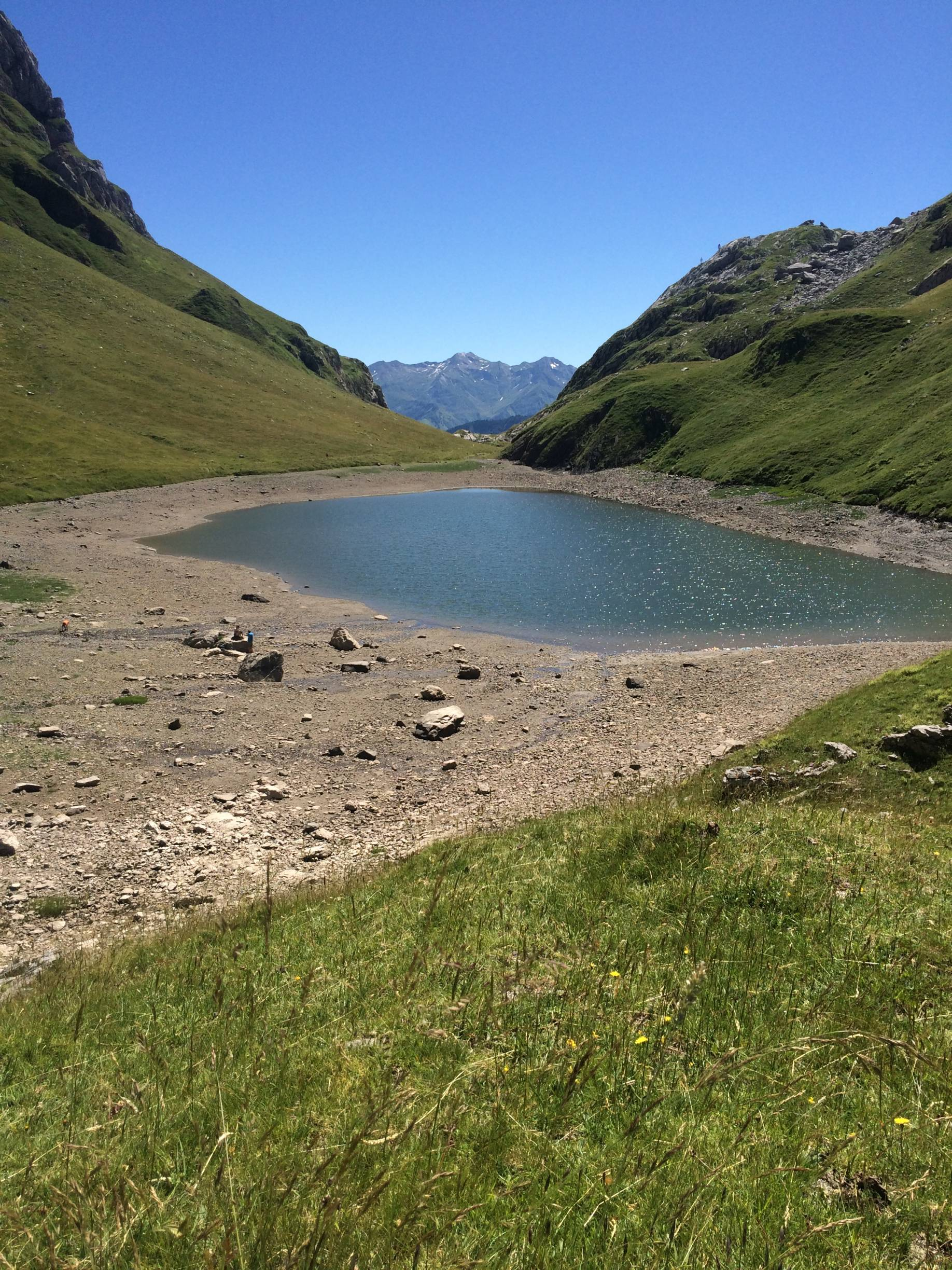Photo 3: A la découverte du lac de Lhurs