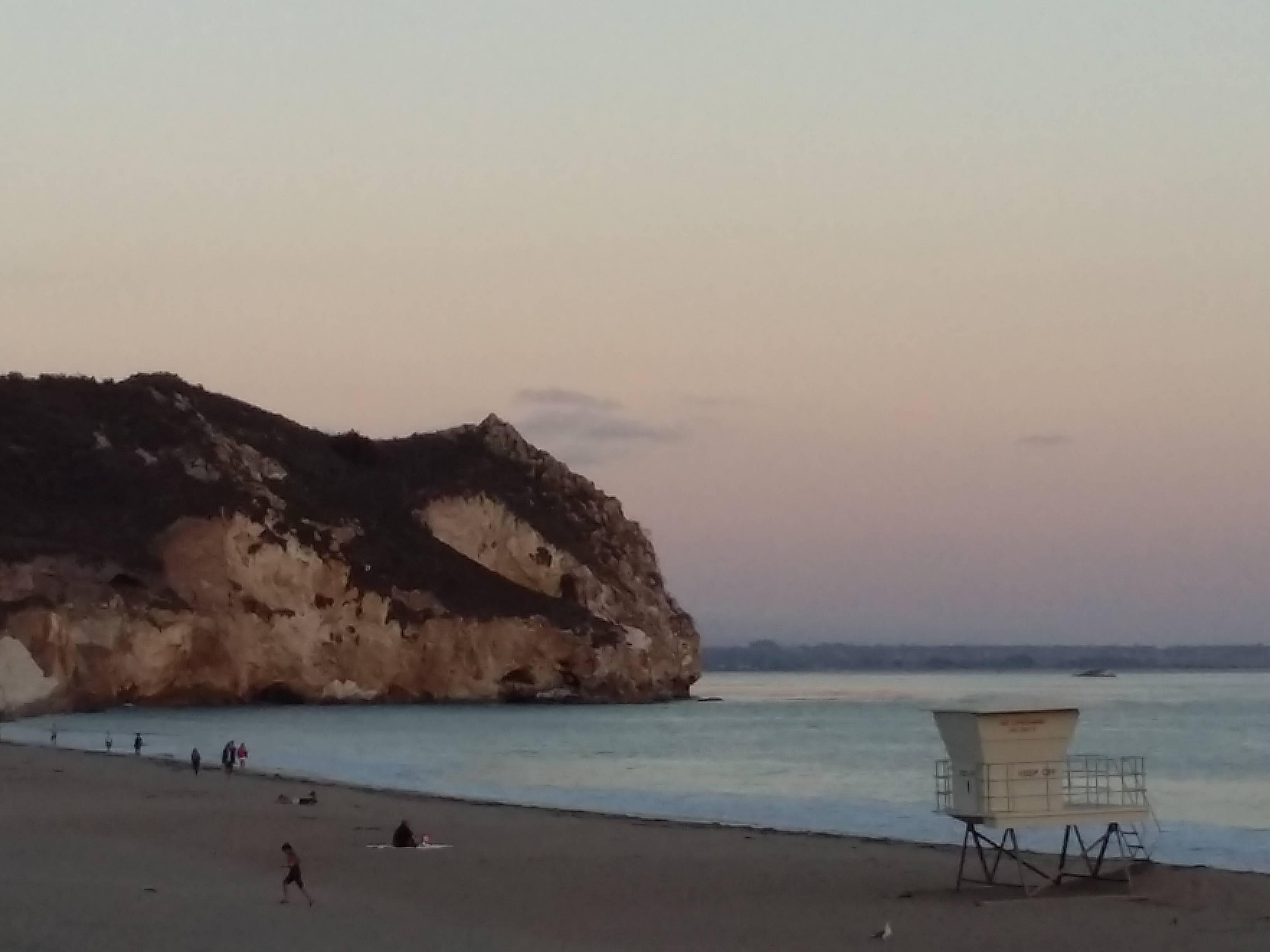 Photo 1: Avila beach pour une soirée tranquille réussie !