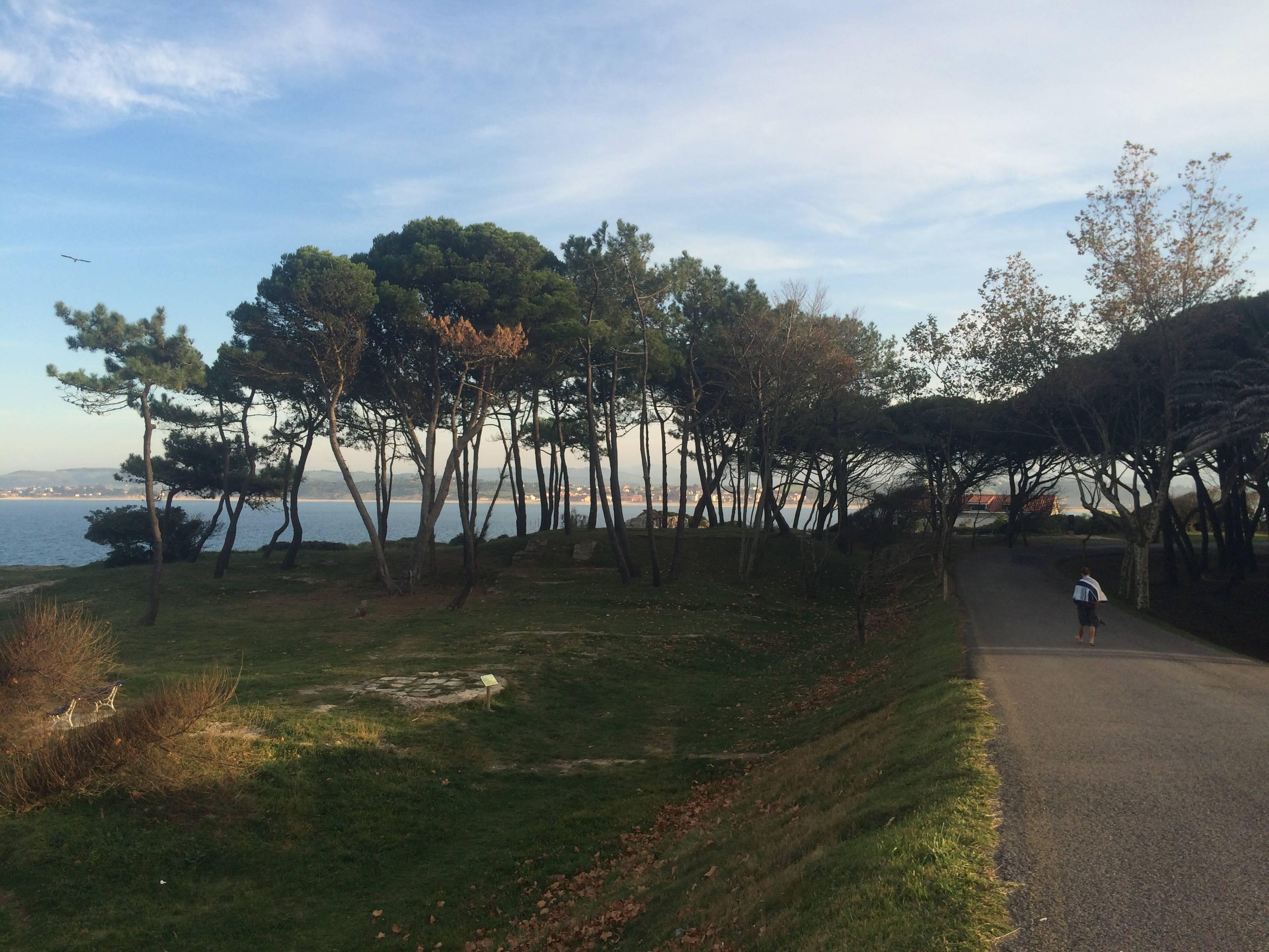 Photo 2: Le Parc de la Magdalena