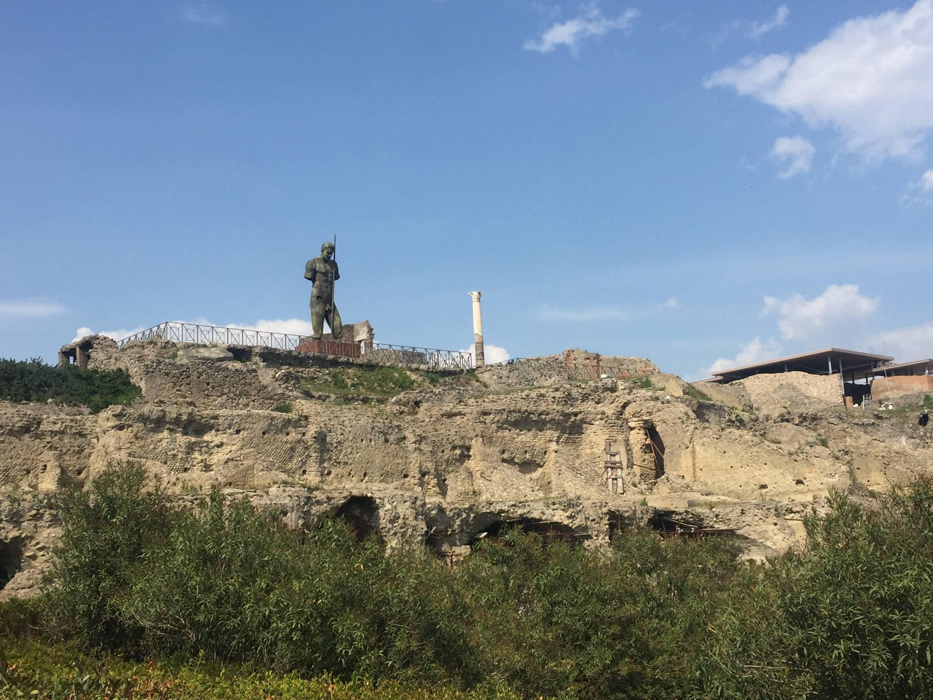 Photo 1: Journée à Pompéi