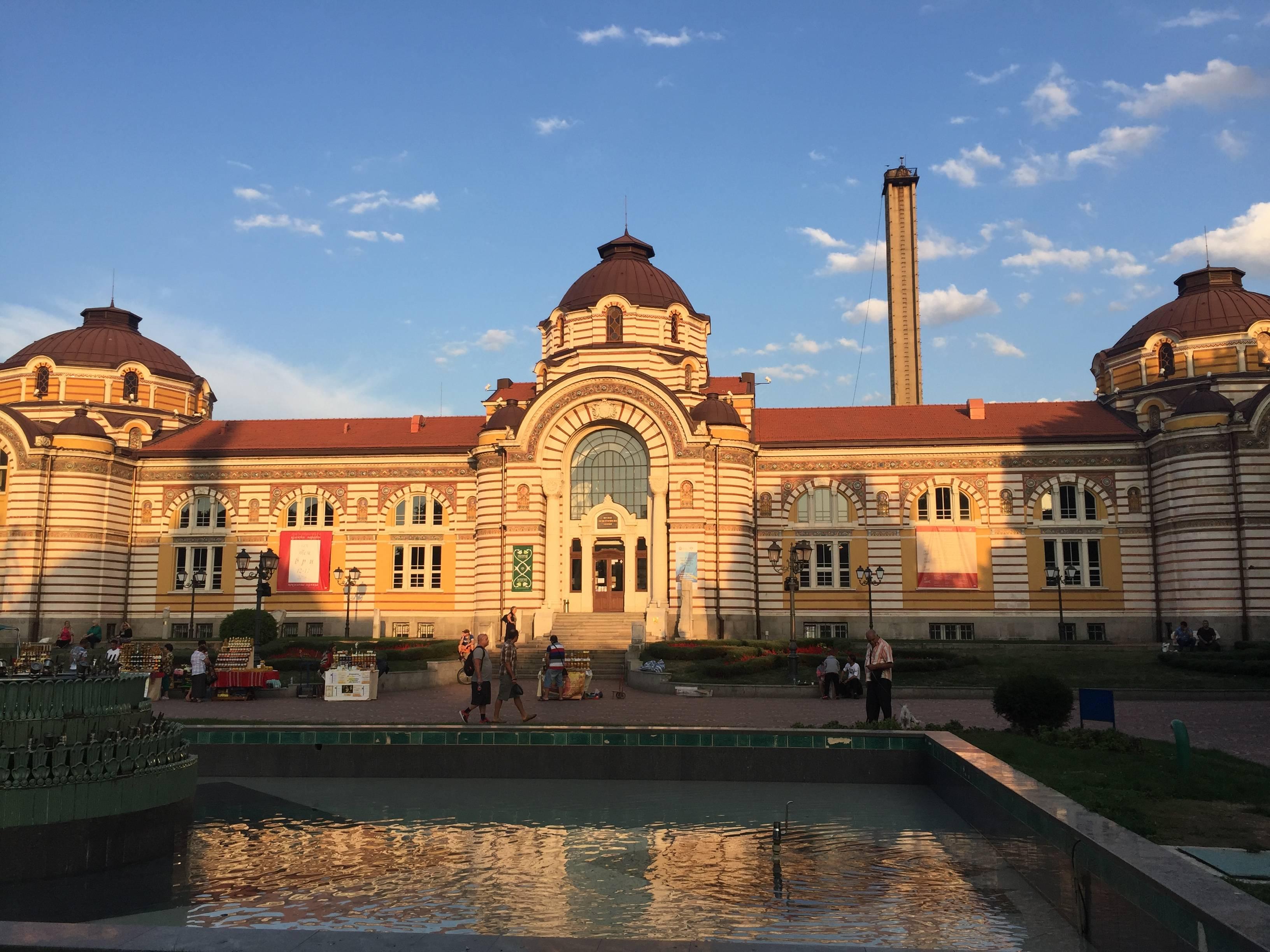 Photo 2: Sofia, capitale de la Bulgarie boudée des voyageurs