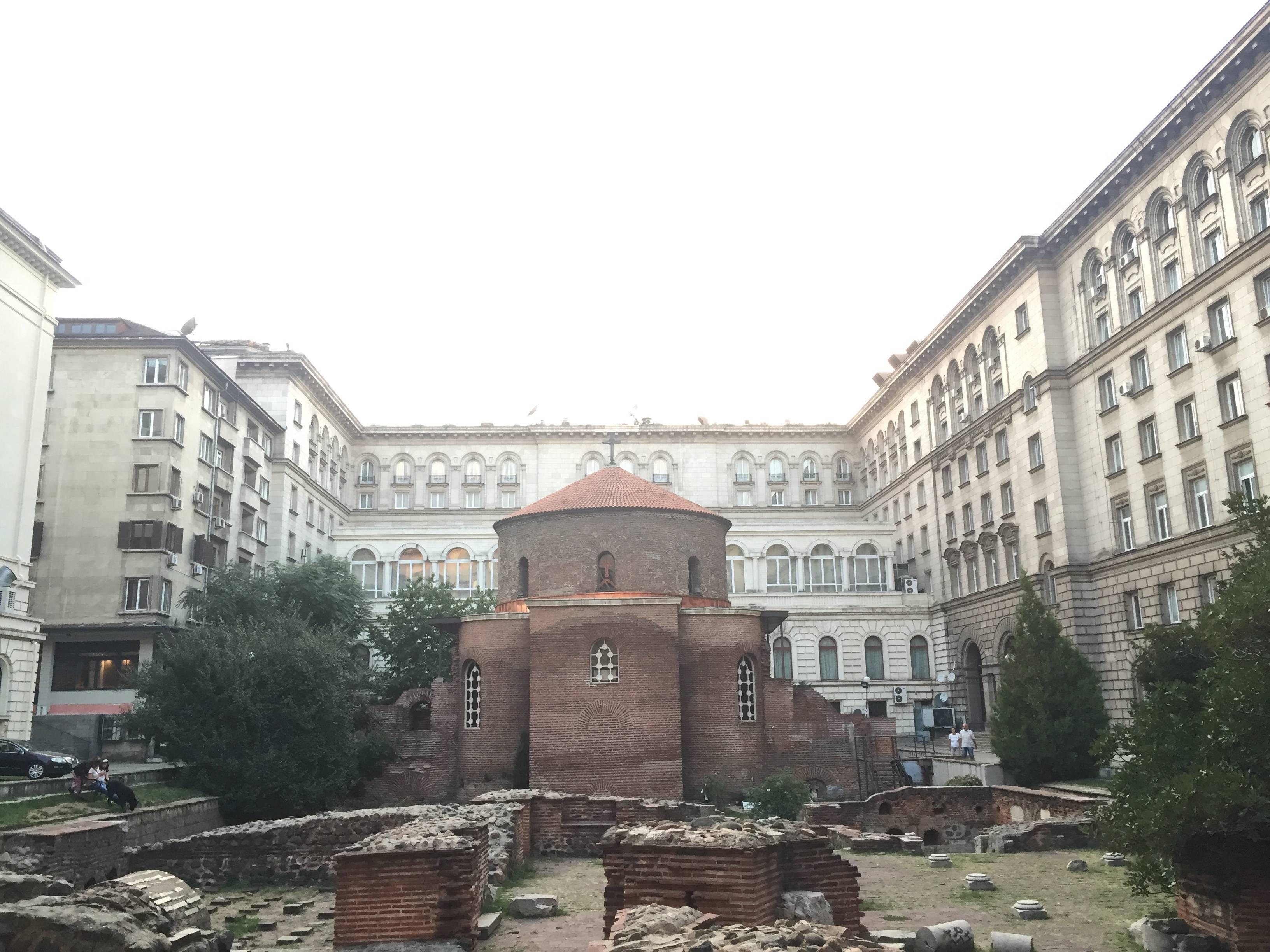 Photo 3: Sofia, capitale de la Bulgarie boudée des voyageurs