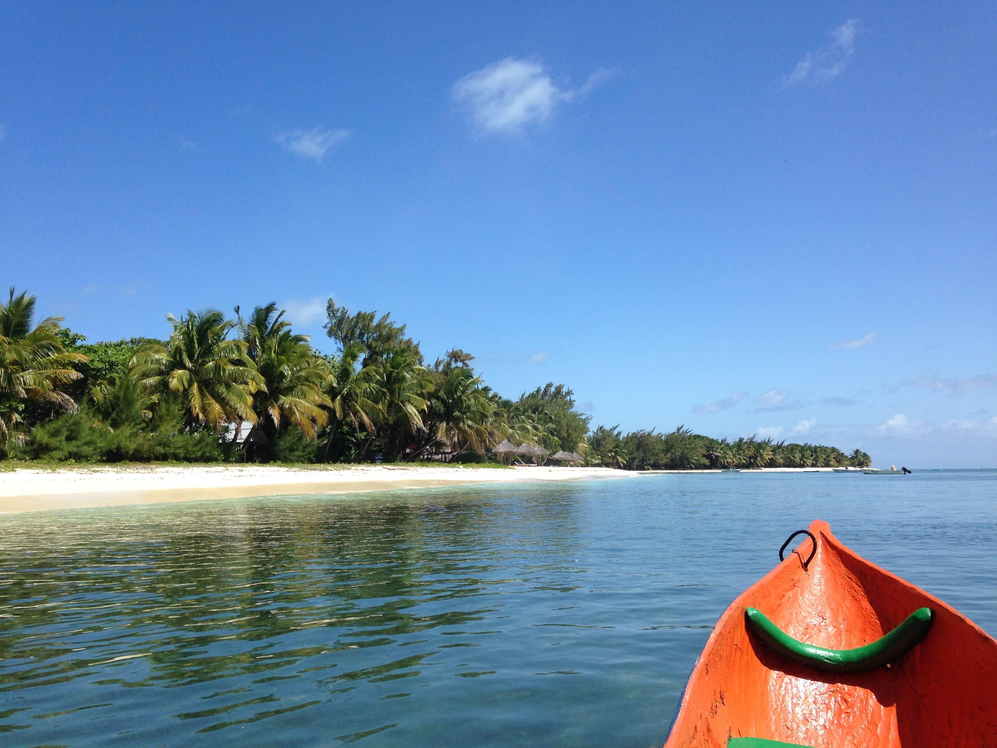 Photo 3: Ile de Sainte-Marie et Ile aux Nattes