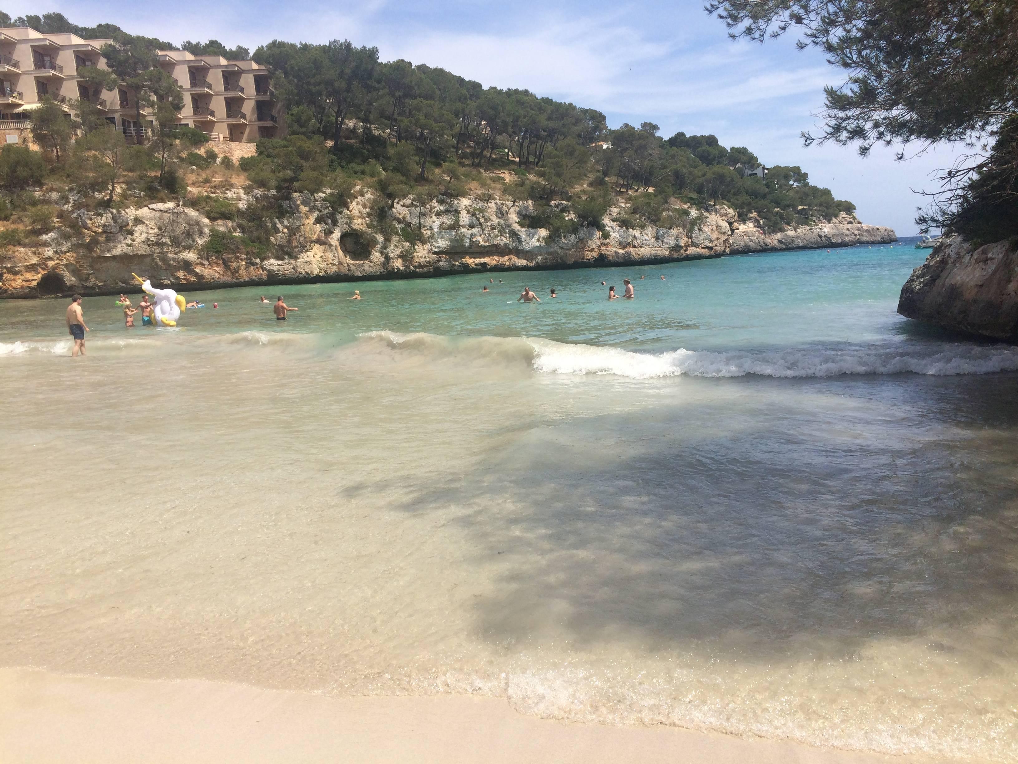 Photo 1: Cala Santanyì, Mallorca