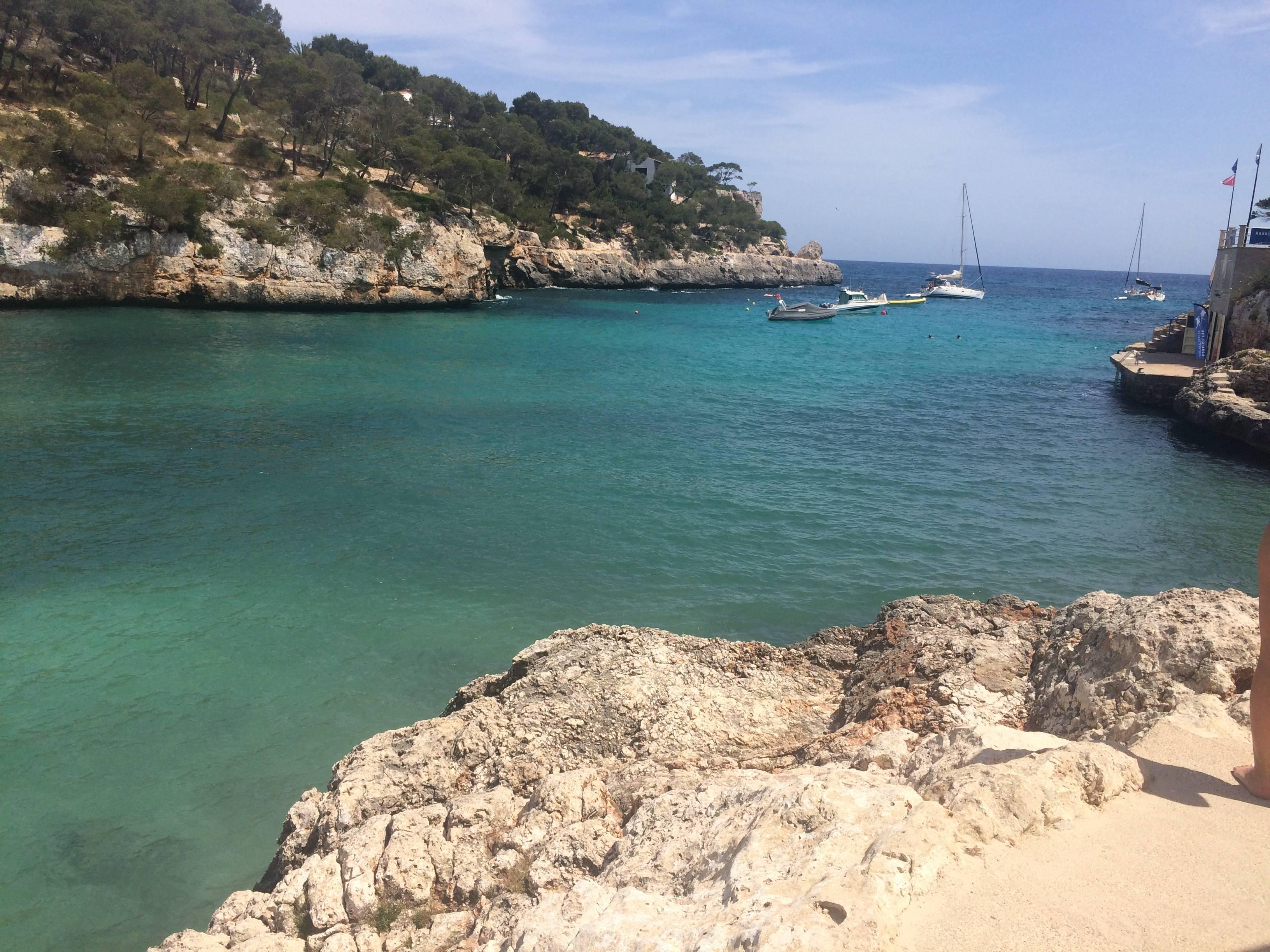 Photo 2: Cala Santanyì, Mallorca
