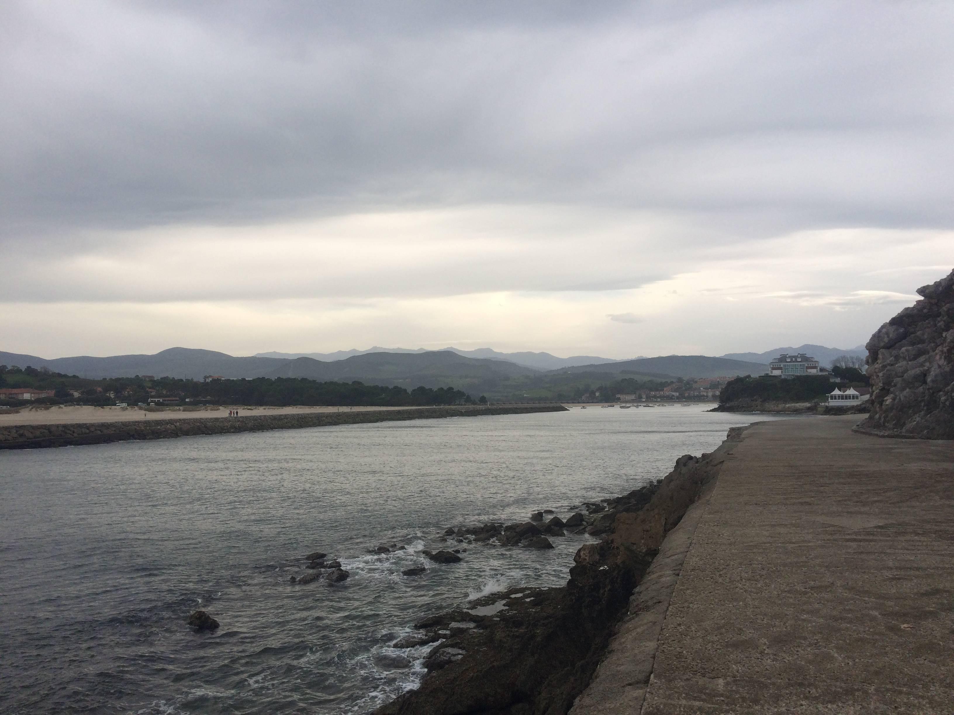 Photo 1: En van à San Vicente de barquera