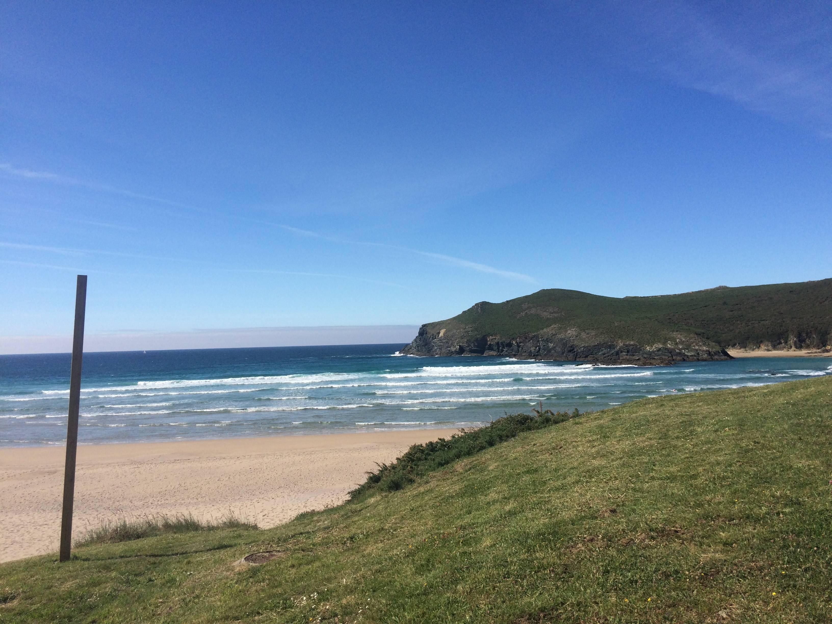 Photo 3: Spot de surf à Pantín en Galice