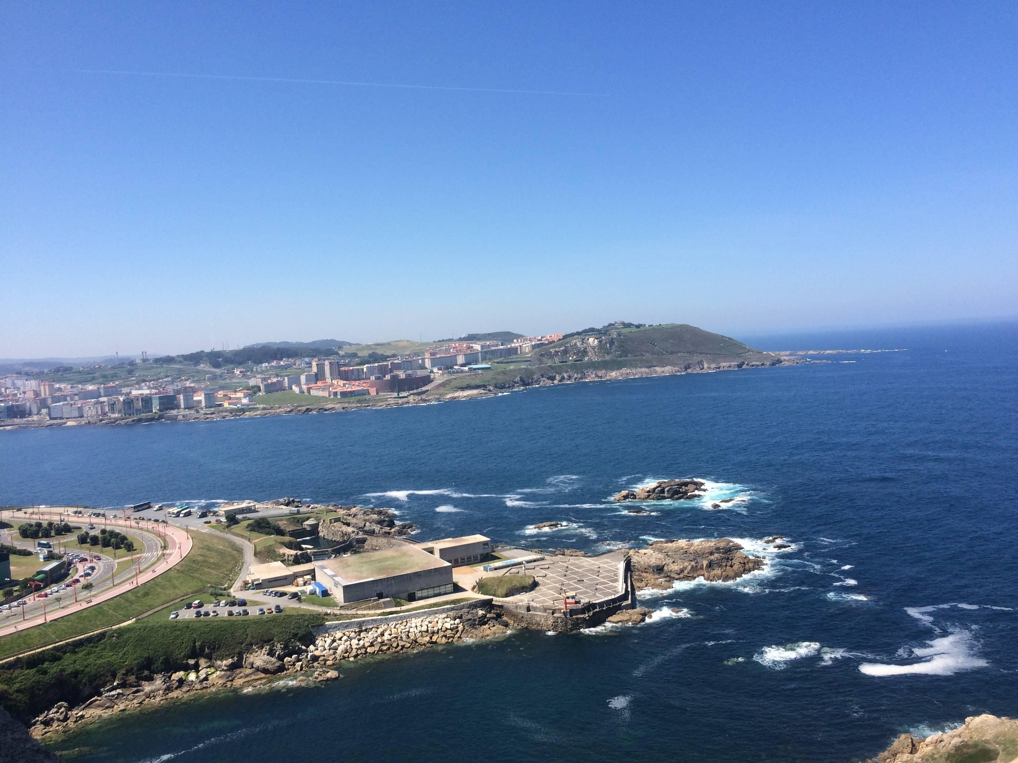 Photo 2: Tour d'hercules A Coruña