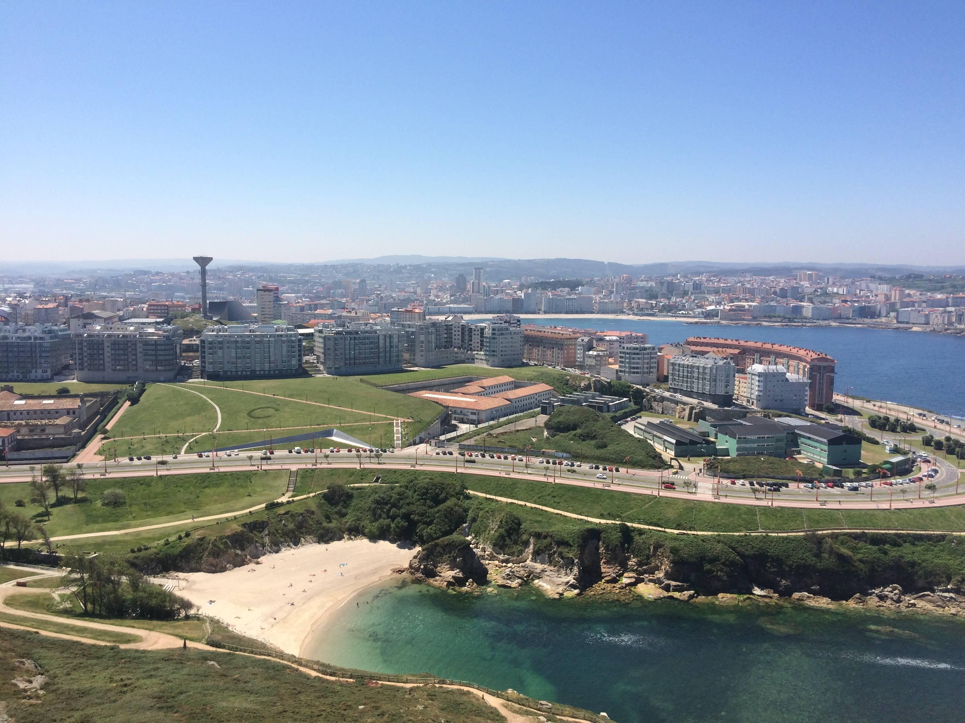 Photo 3: Tour d'hercules A Coruña