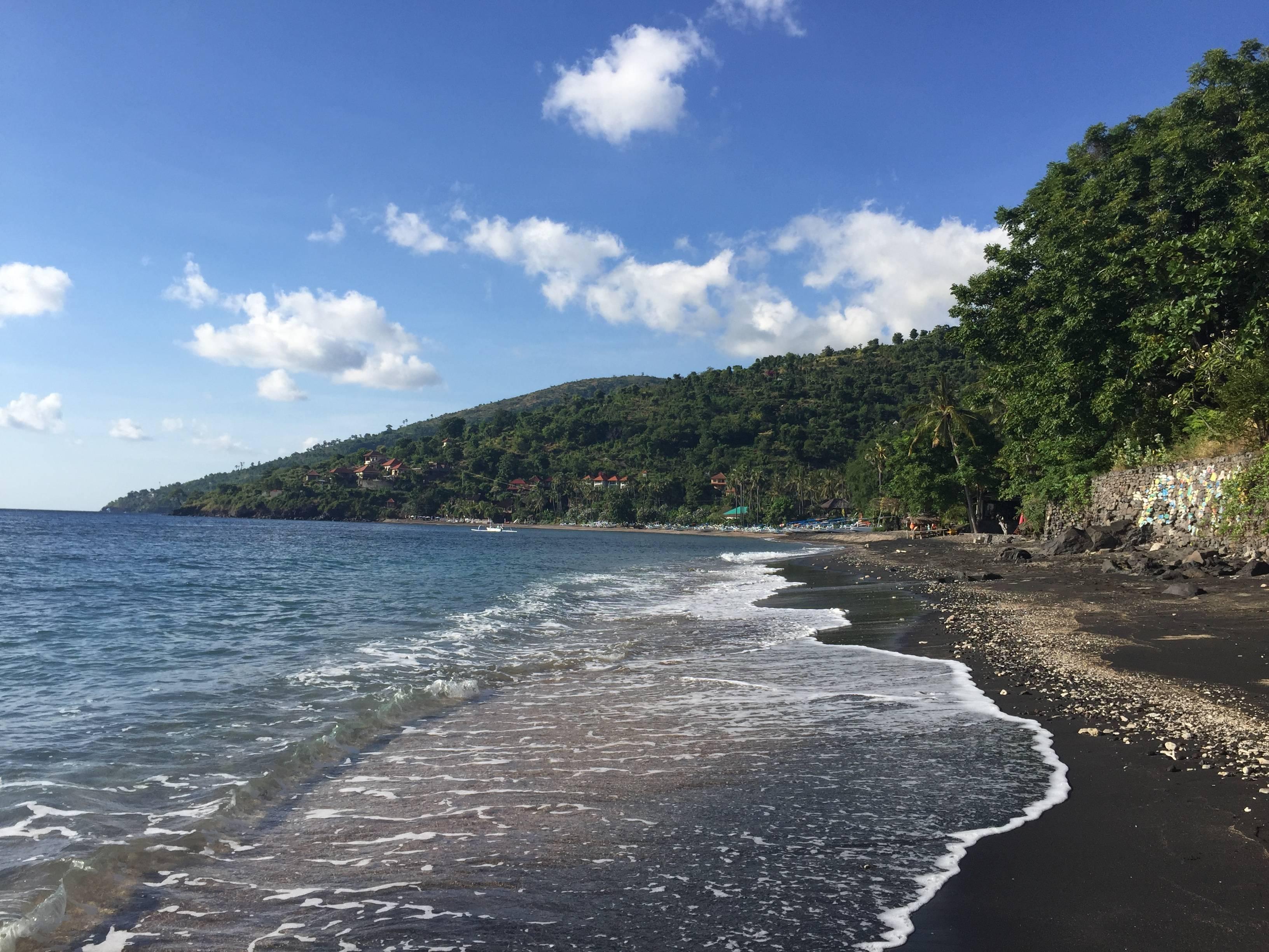 Photo 2: Amed (Bali) / l'idéal pour des passionées du snorkeling