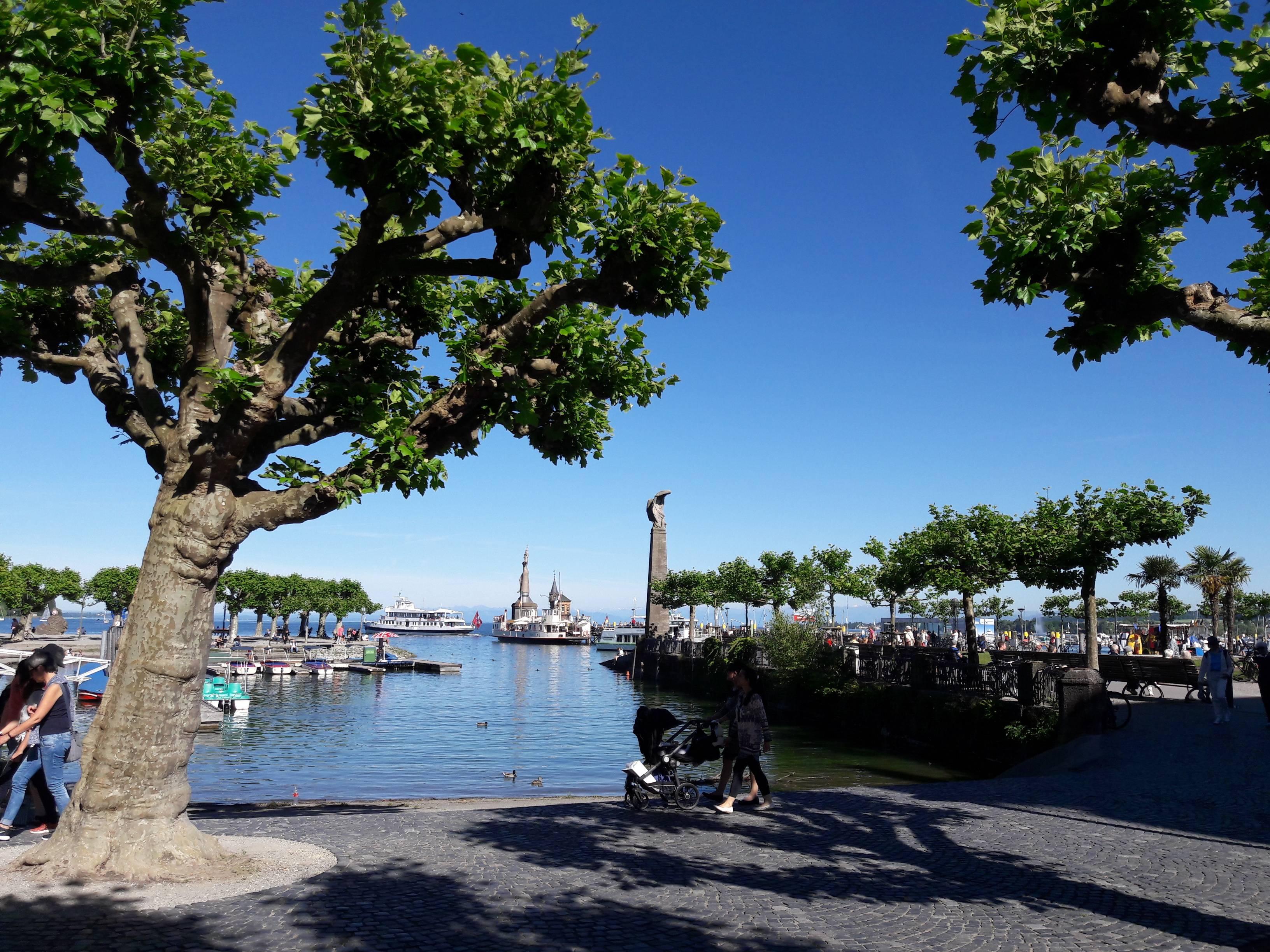 Photo 3: Rando vélo autour du Bodensee (lac de constance)