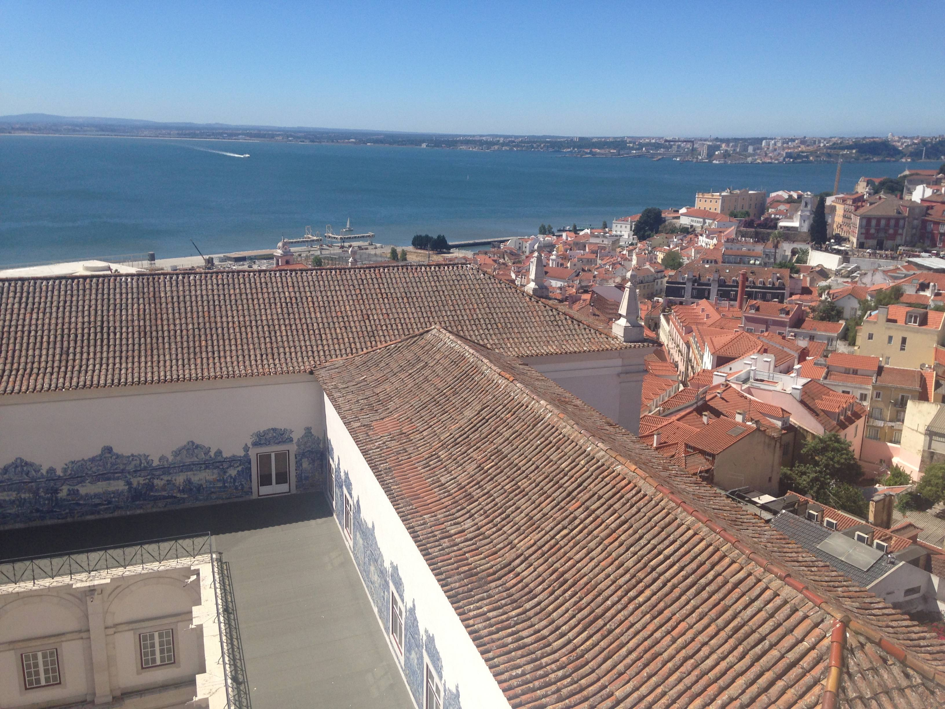 Photo 3: Monter en haut des tours du monastère
