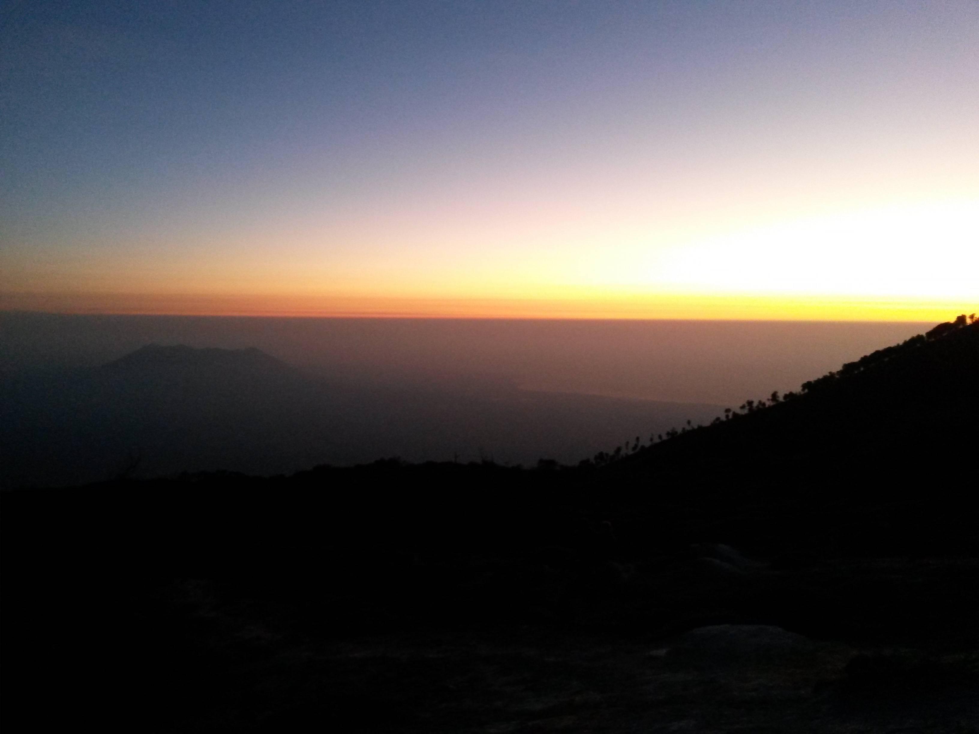 Photo 3: Le Kawah Ijen, une expérience unique.