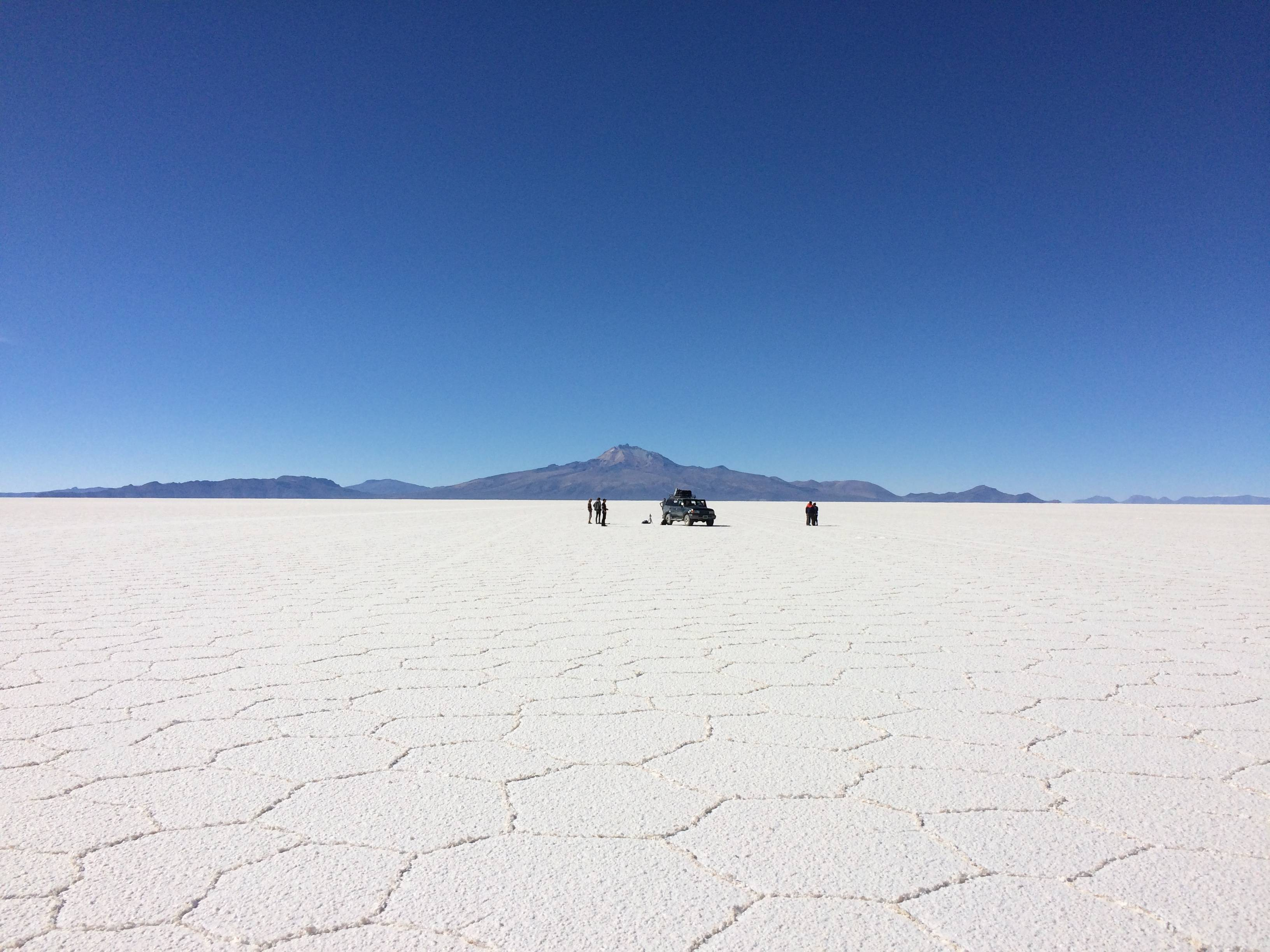 Photo 1: Salar d'Uyuni et Sud-Lipez