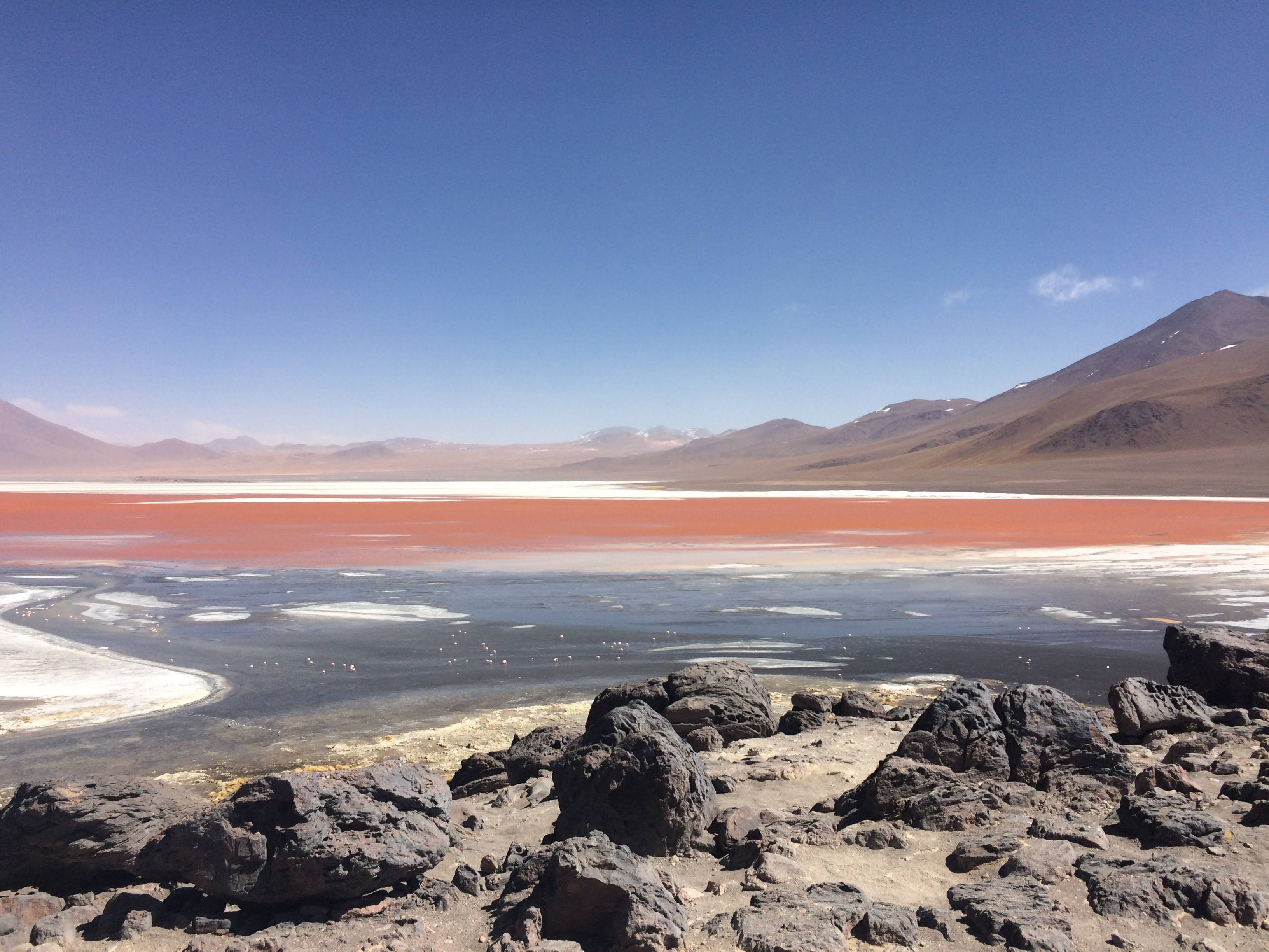 Photo 3: Salar d'Uyuni et Sud-Lipez