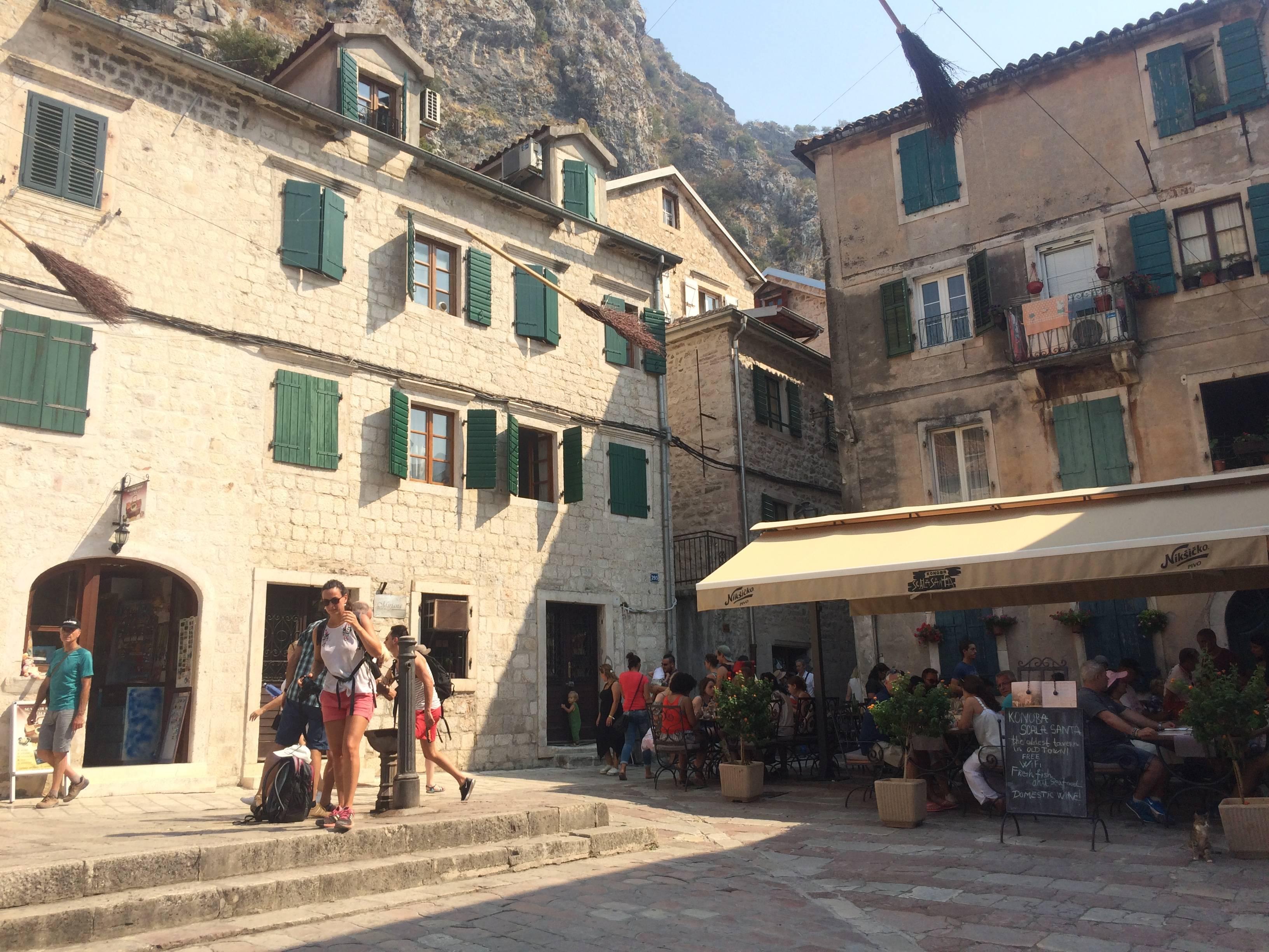 Photo 3: La vieille Ville de Kotor
