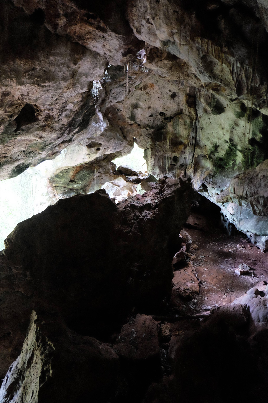 Photo 3: Balade vers une grotte préservée