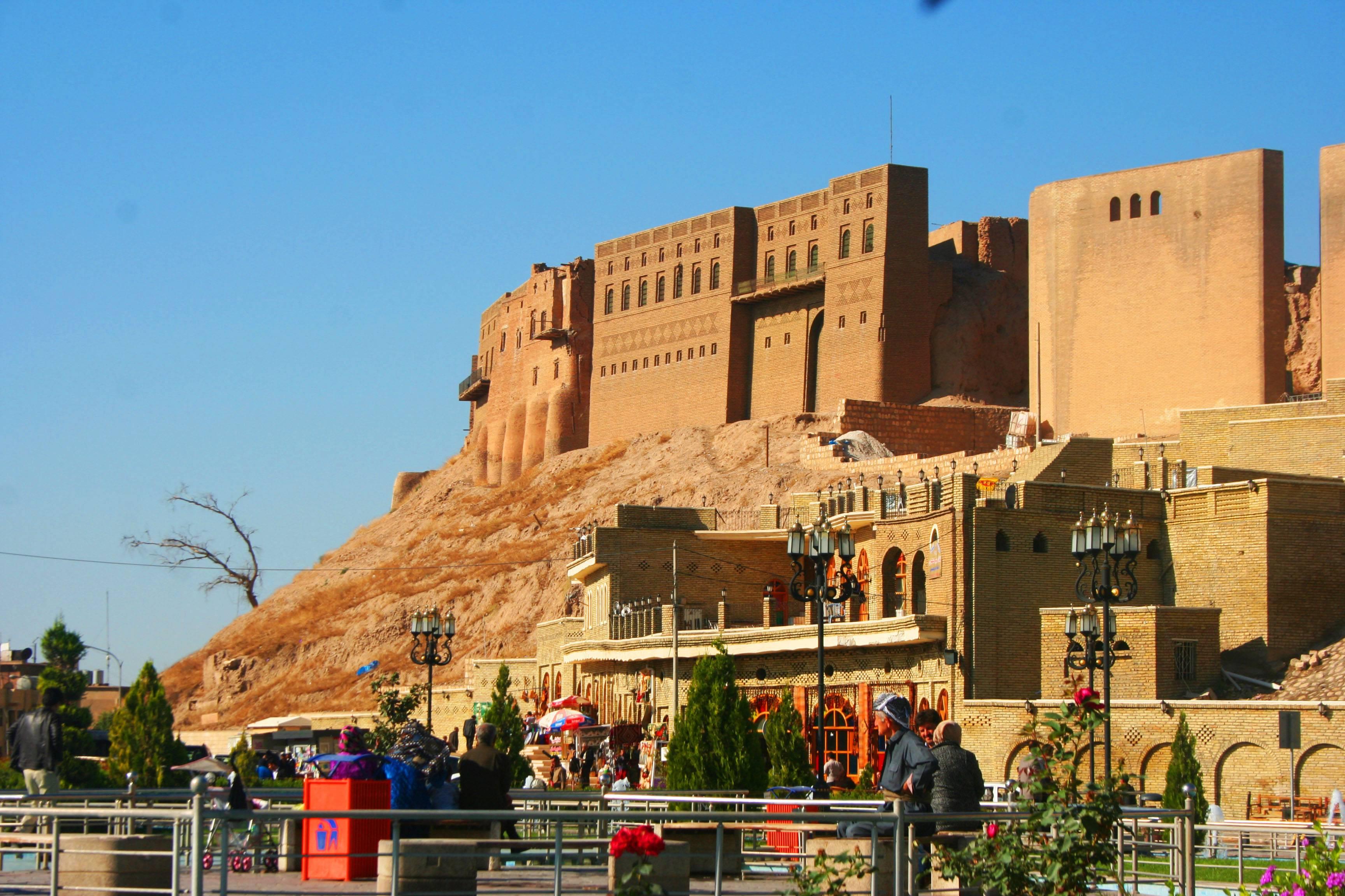 Photo 2: - La plus vieille ville du Monde -