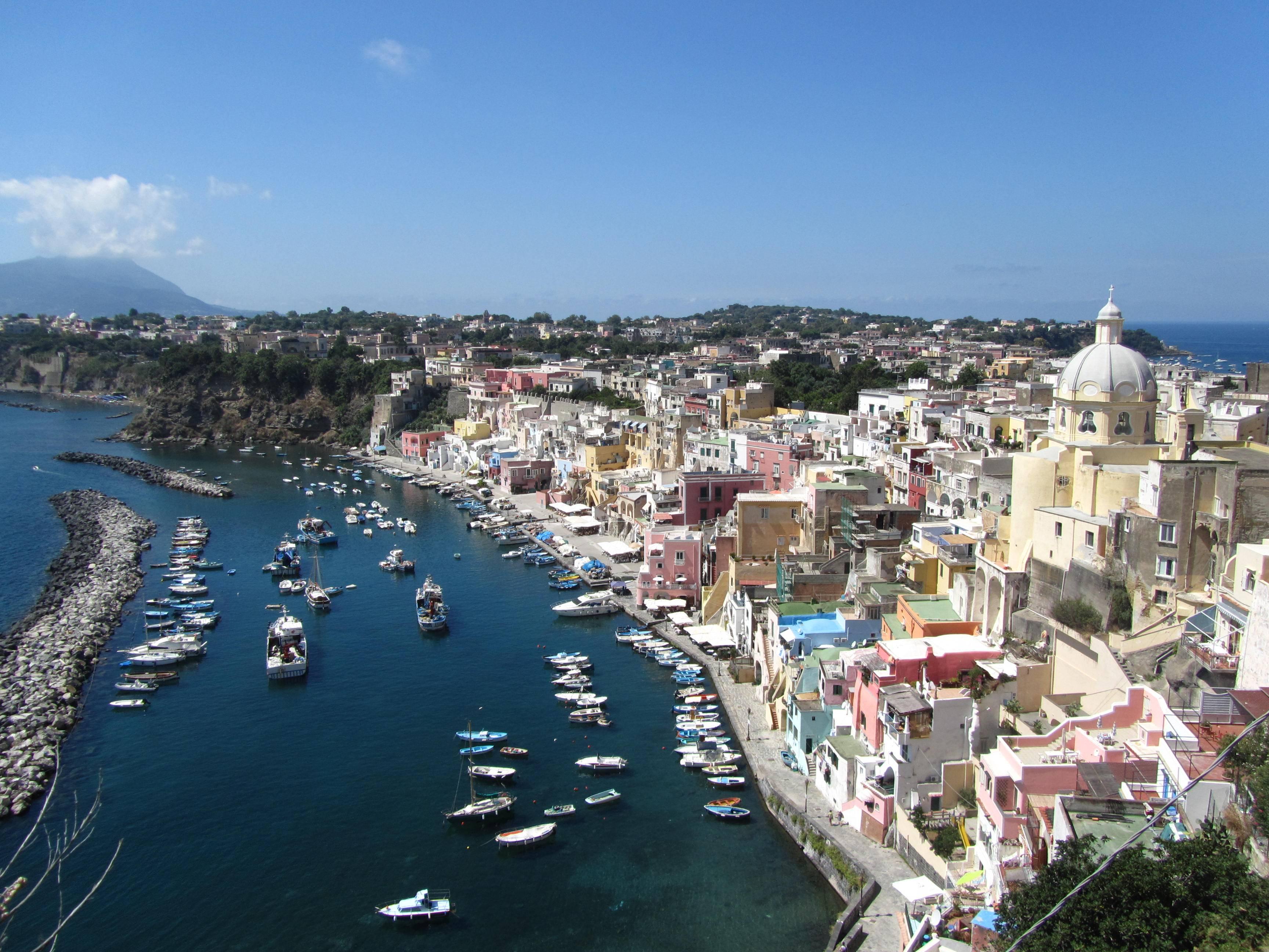 Photo 1: Procida, petite perle au large de Naples