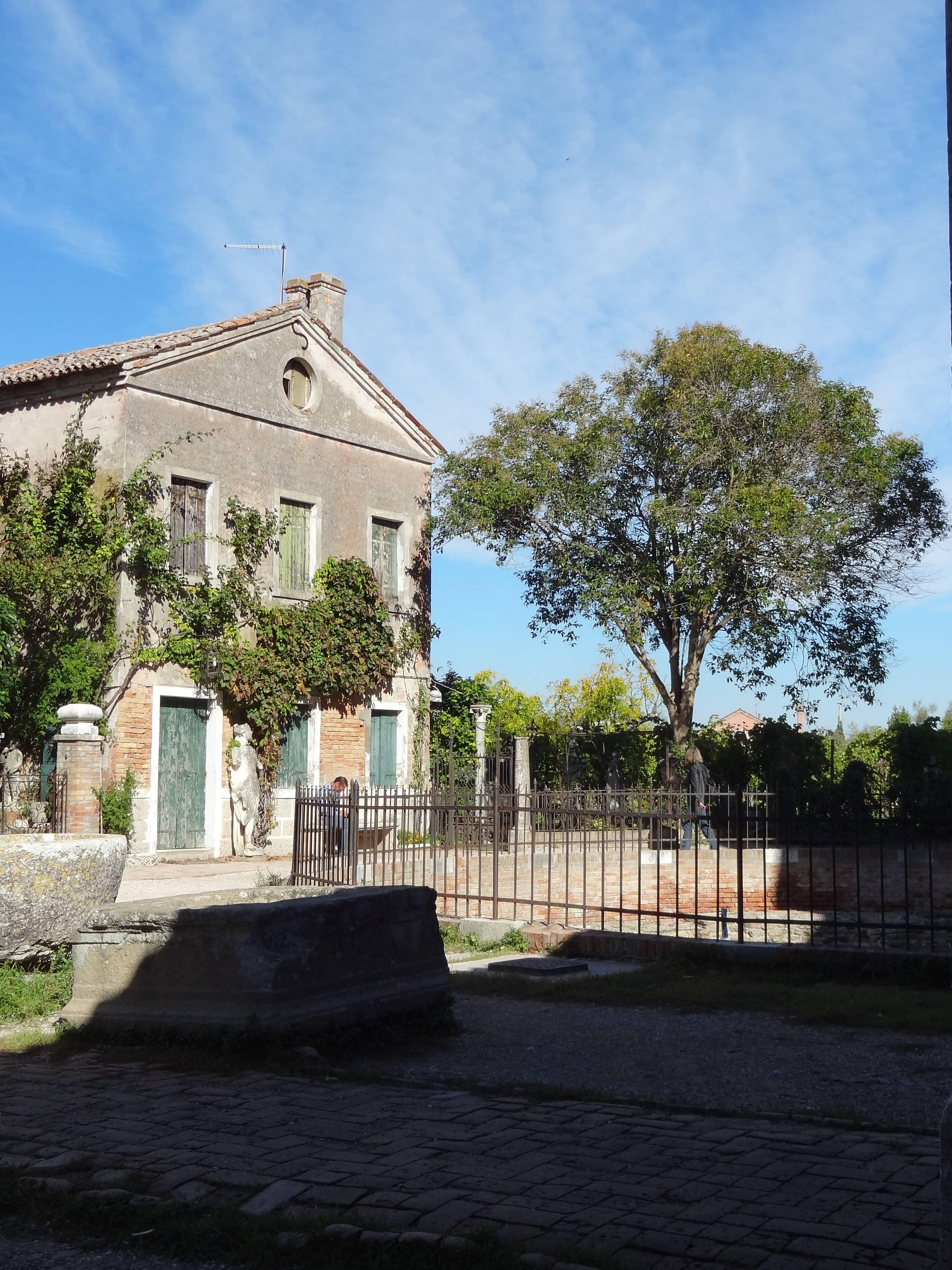Photo 1: Torcello, île paisible