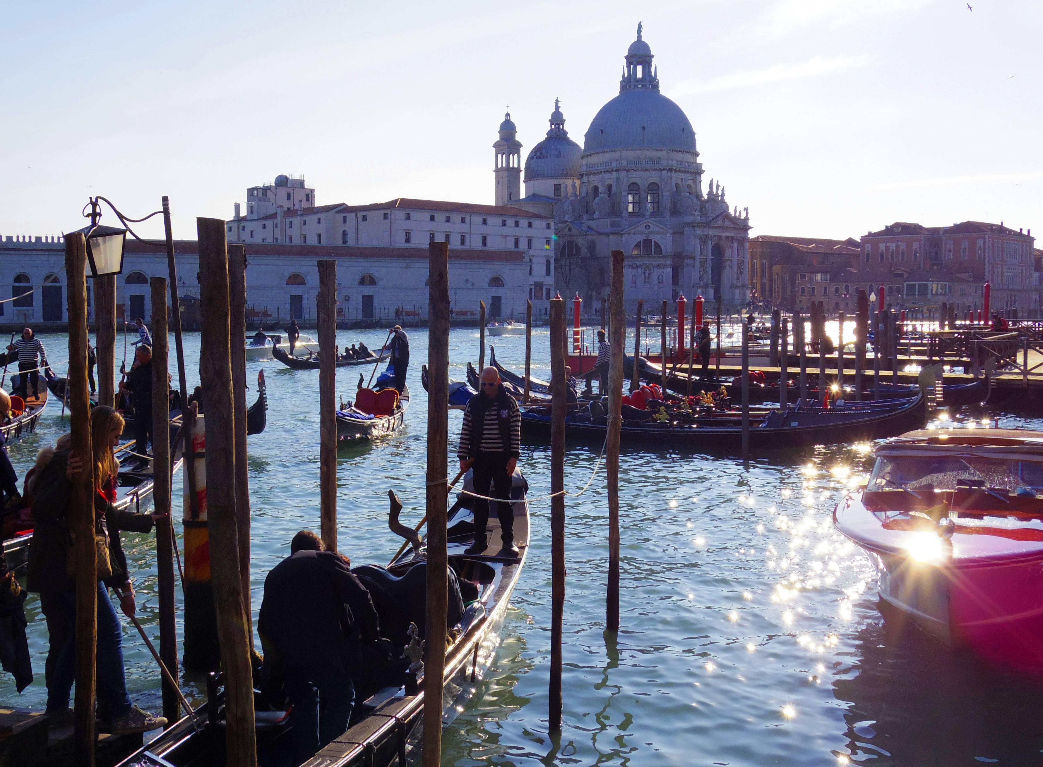 Photo 1: Venise et son grand canal