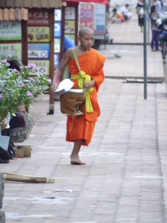 Photo 2: Luang Prabang, une perle sur le Mékong.