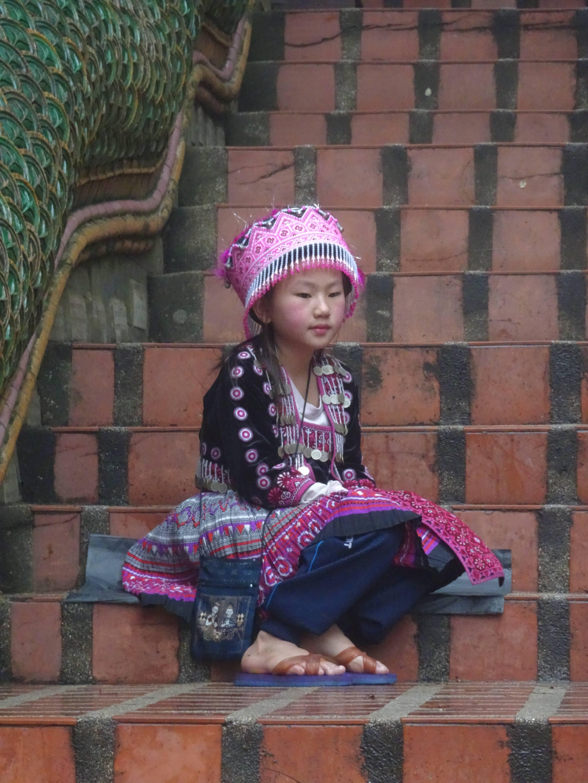 Photo 3: Chiang Maï, la rose du nord.