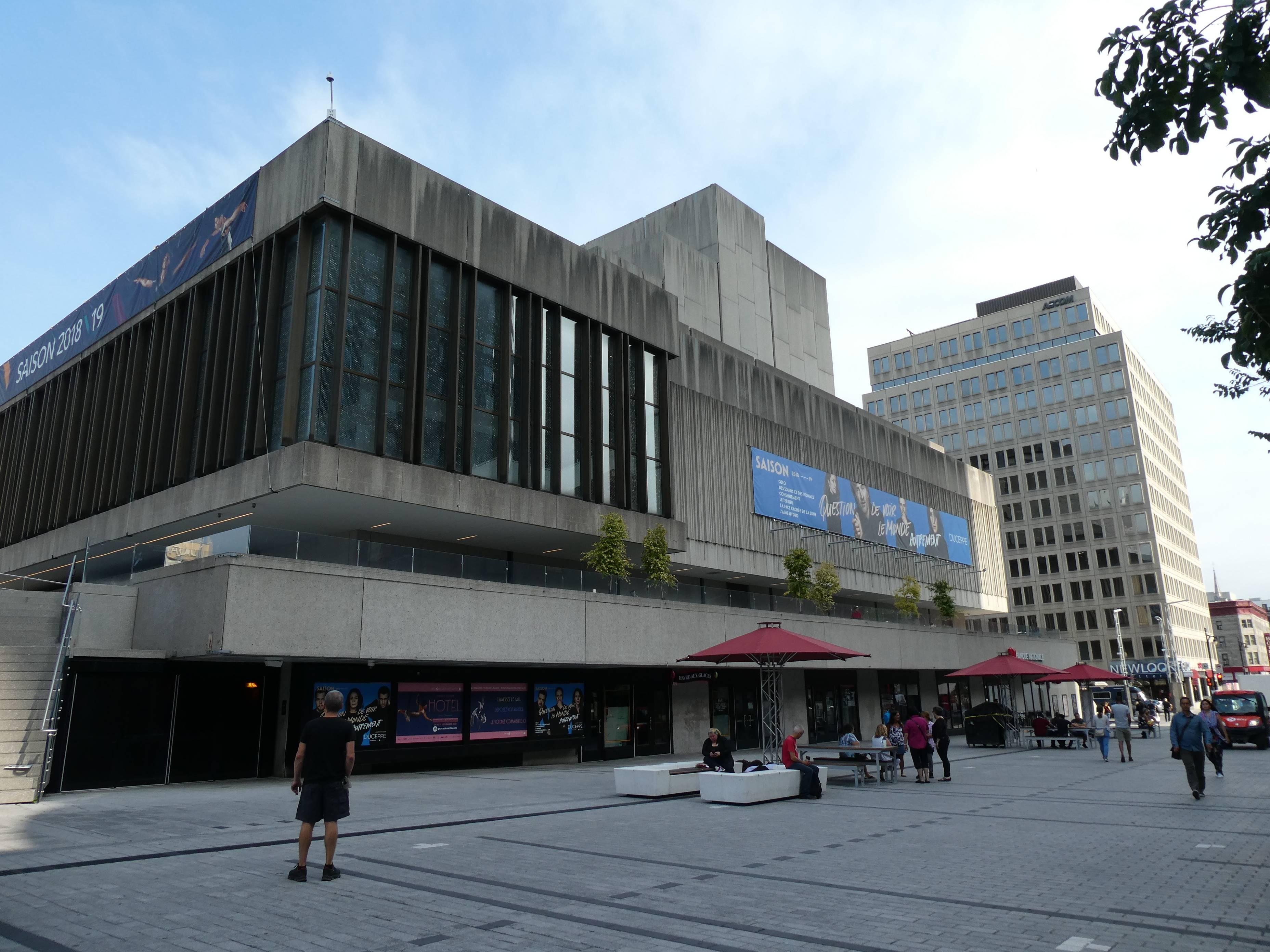 Photo 2: Montréal, une grande ville mais si attachante...