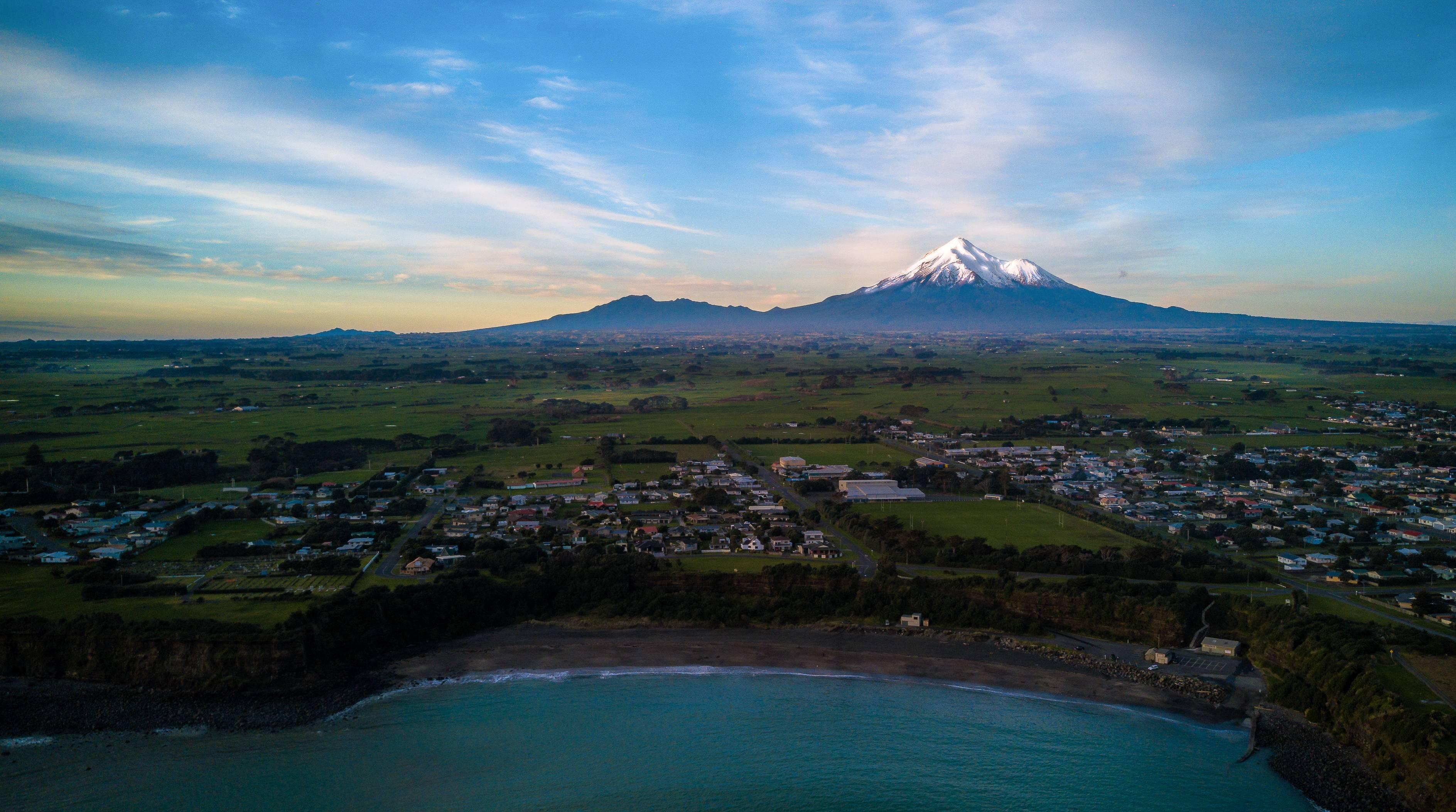 Photo 3: Mount Taranaki