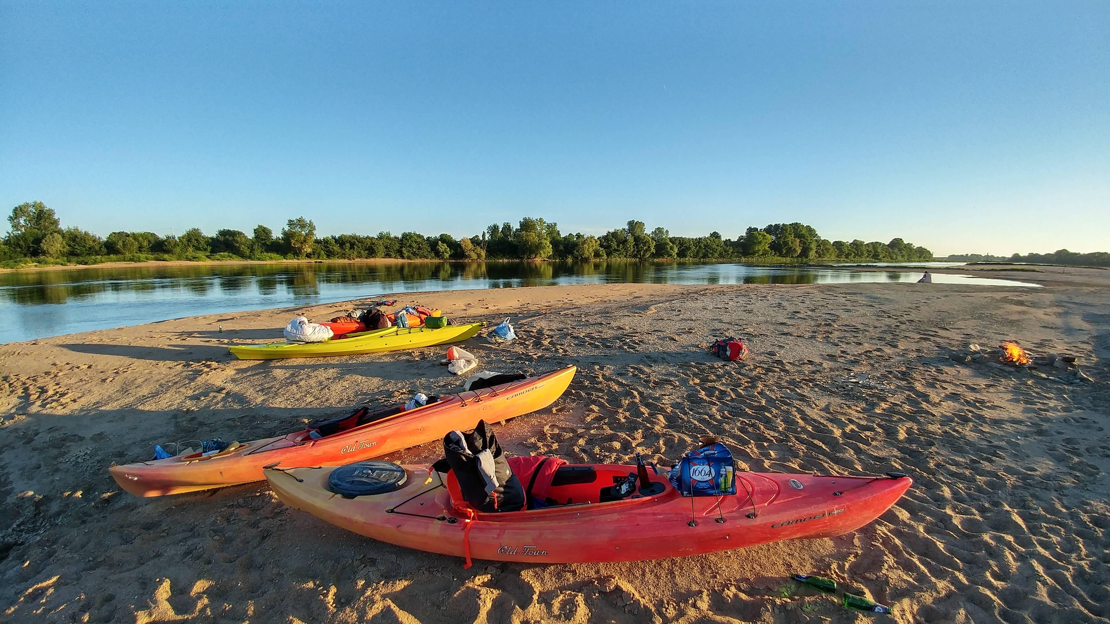 Photo 1: Ancenis et ses plages de Loire