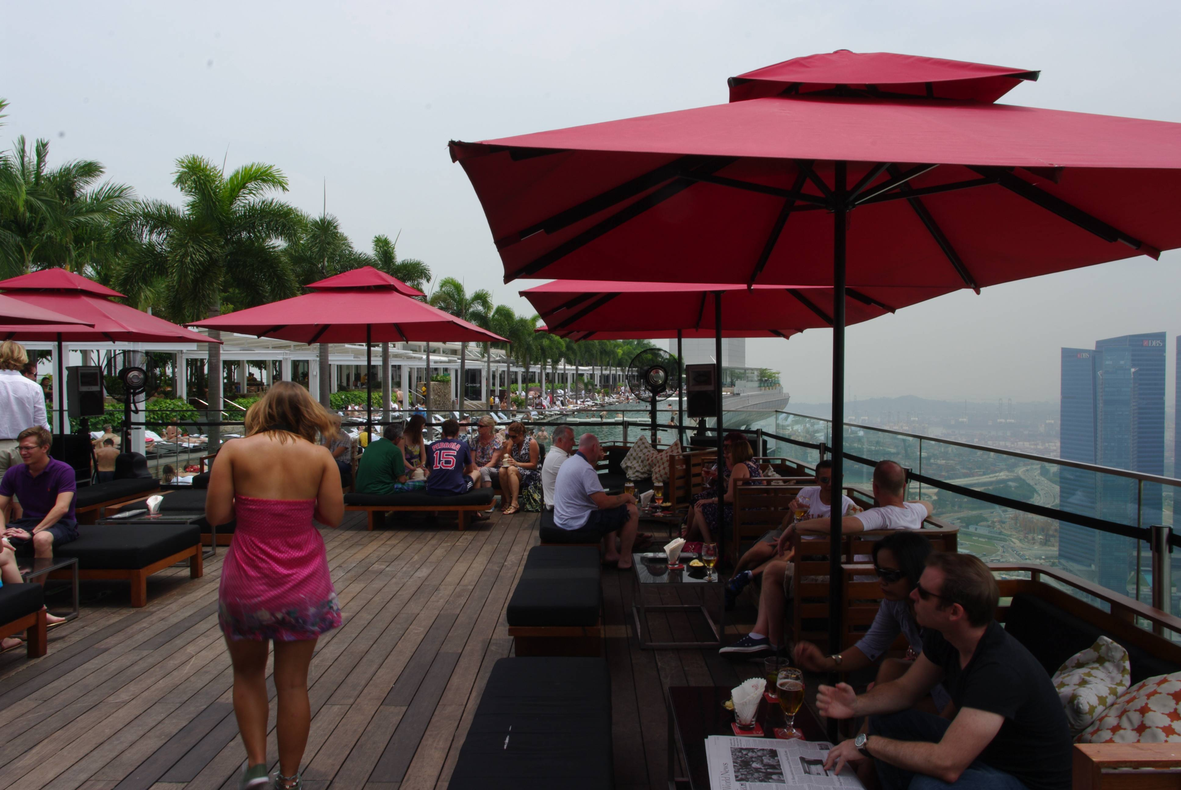 Photo 3: Meilleur rooftop de Singapour