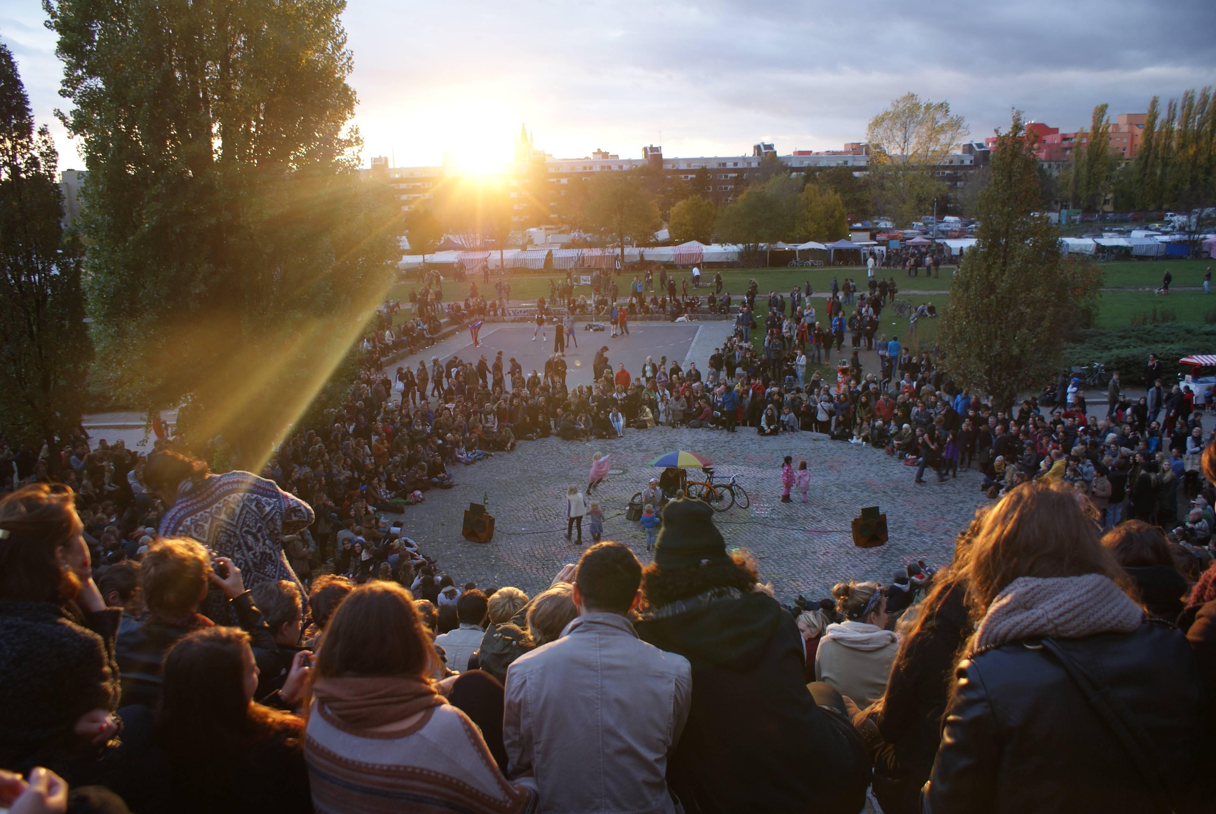 Photo 1: Marché aux puces de Mauerpark