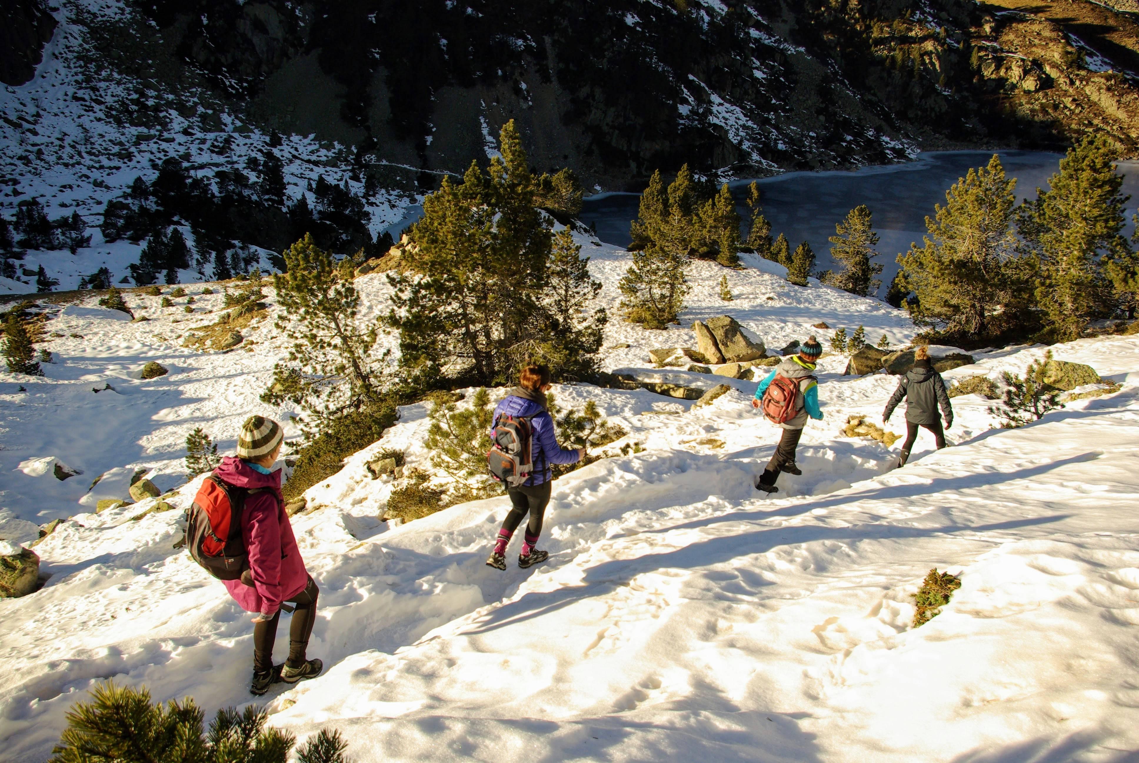 Photo 3: Refuge de Campana à 2225m dans les Hautes Pyrénnées