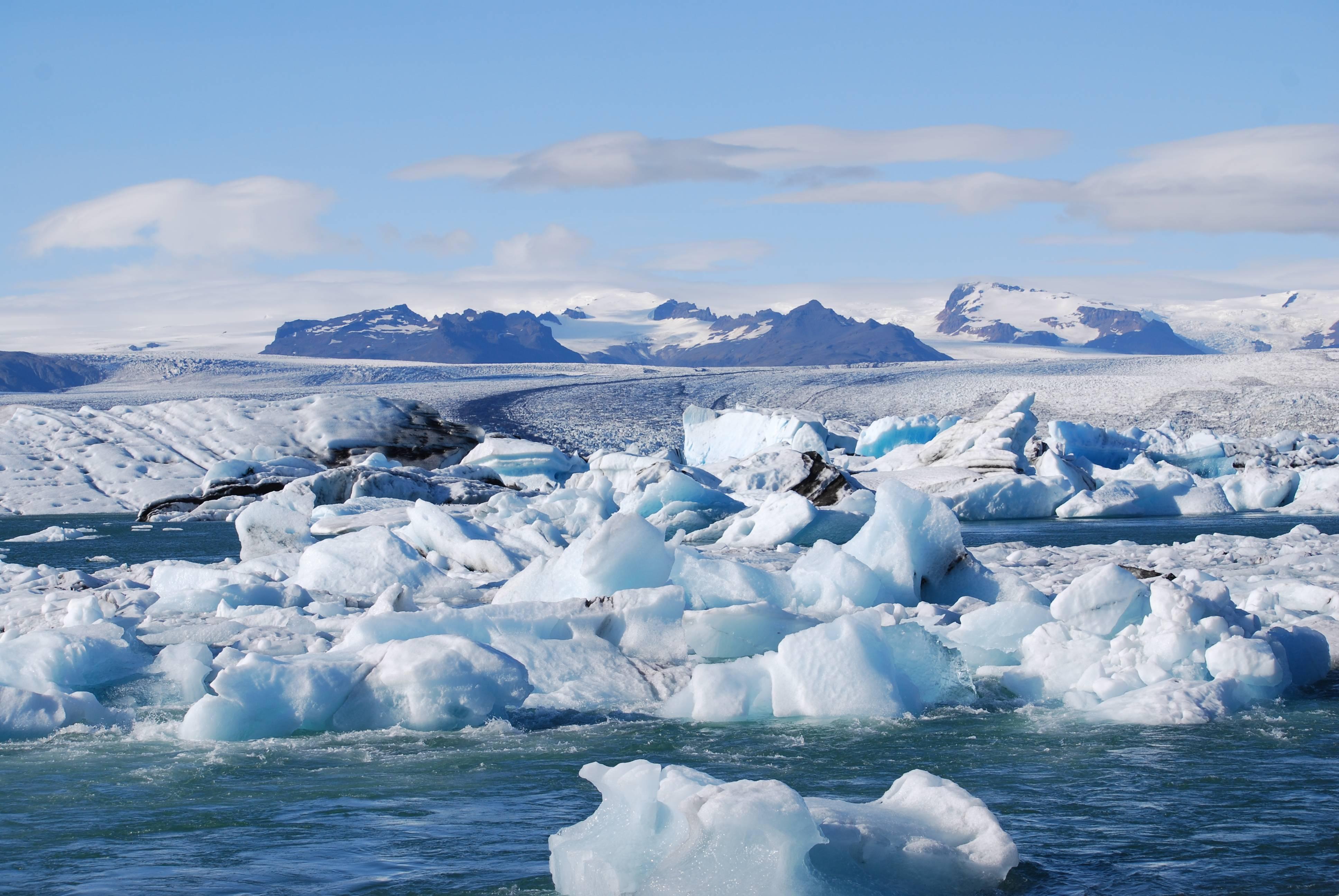 Photo 2: Jokulsarlon, le glacier à voir