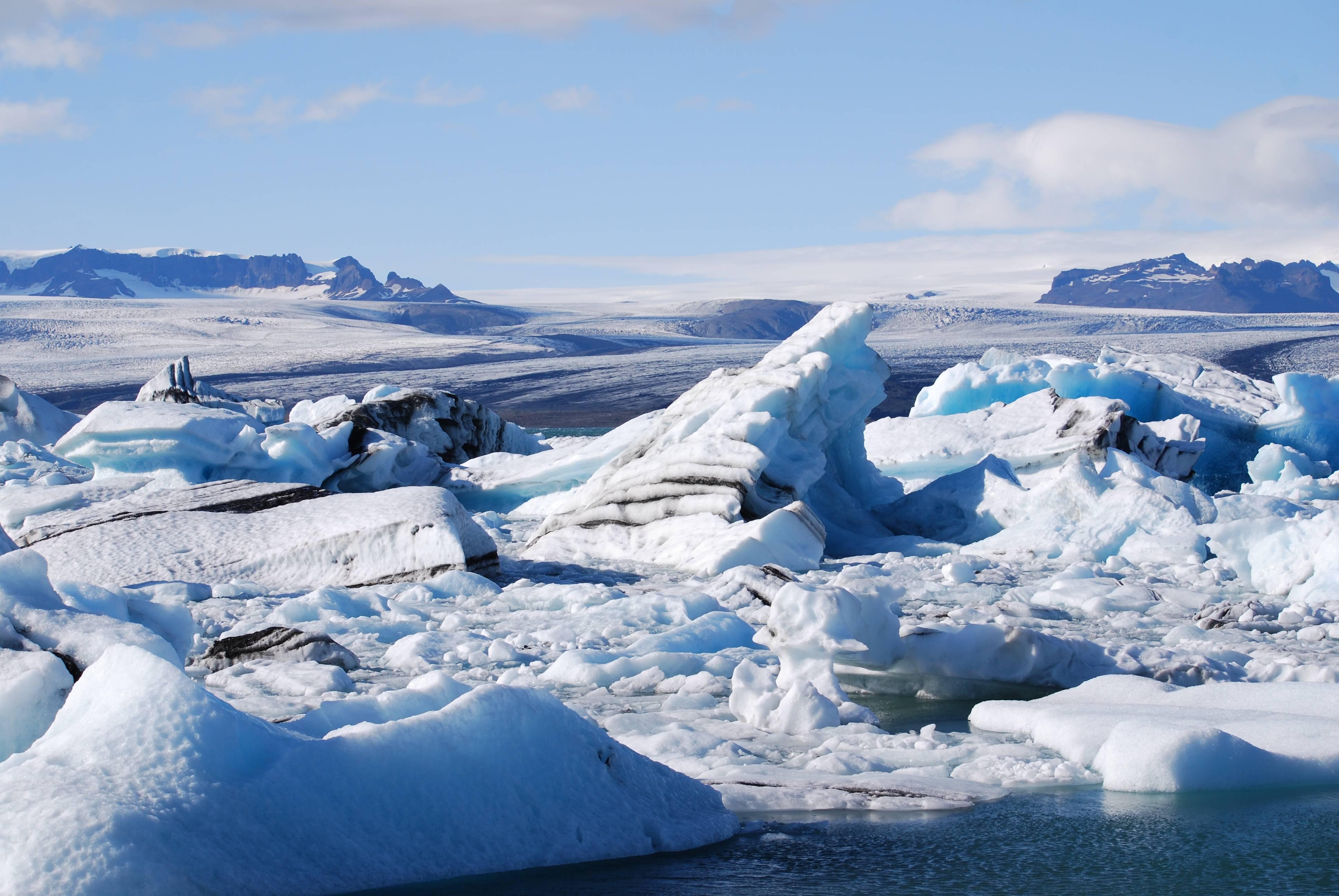 Photo 3: Jokulsarlon, le glacier à voir