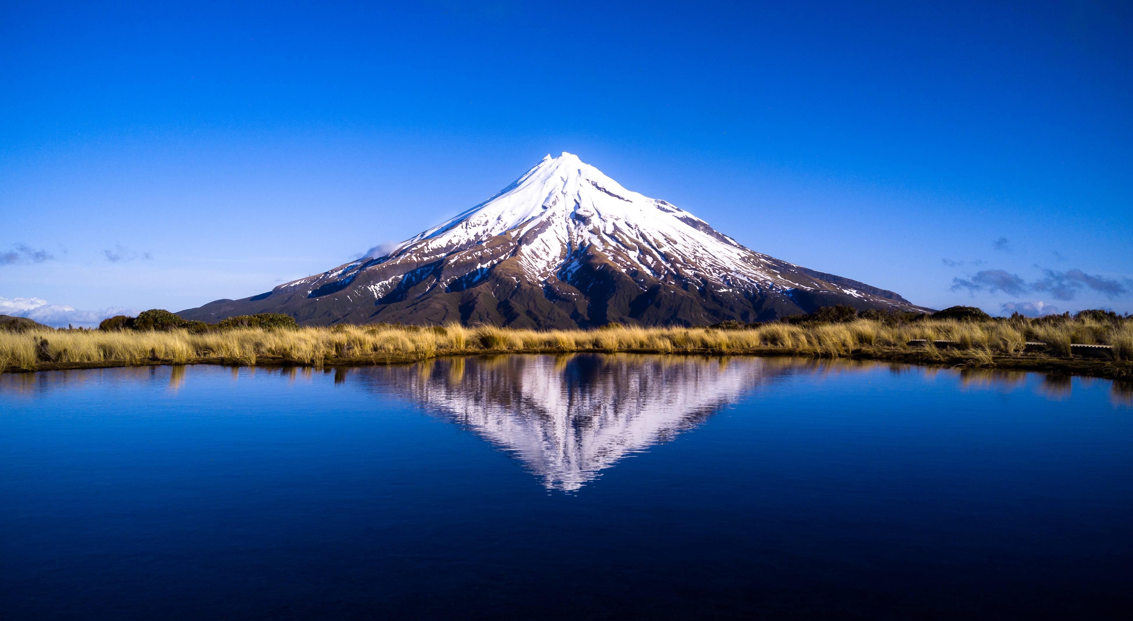 Photo 1: Mount Taranaki