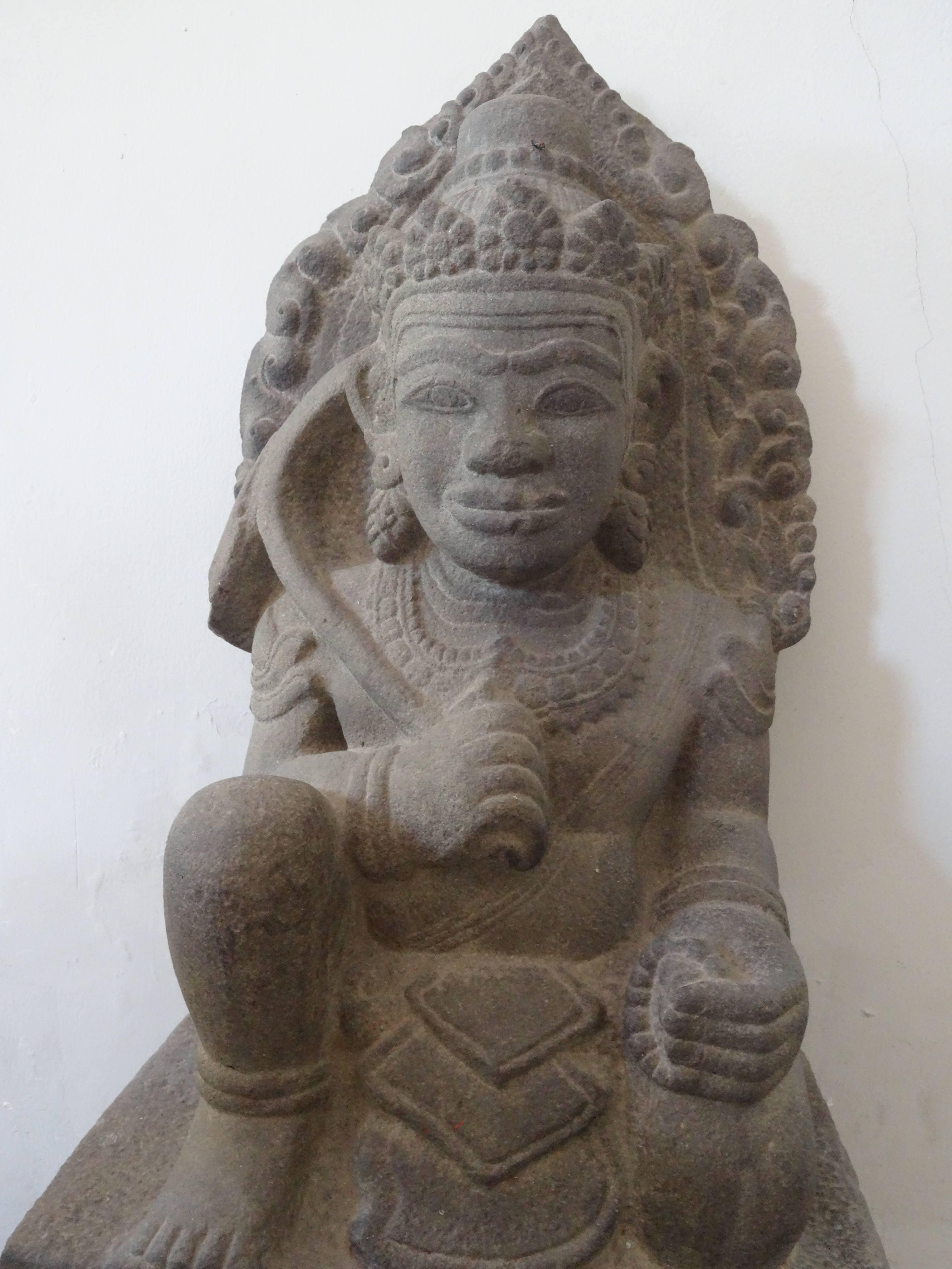 Photo 1: Musée d'art Cham à Da Nang, pour qui aime la sculpture....