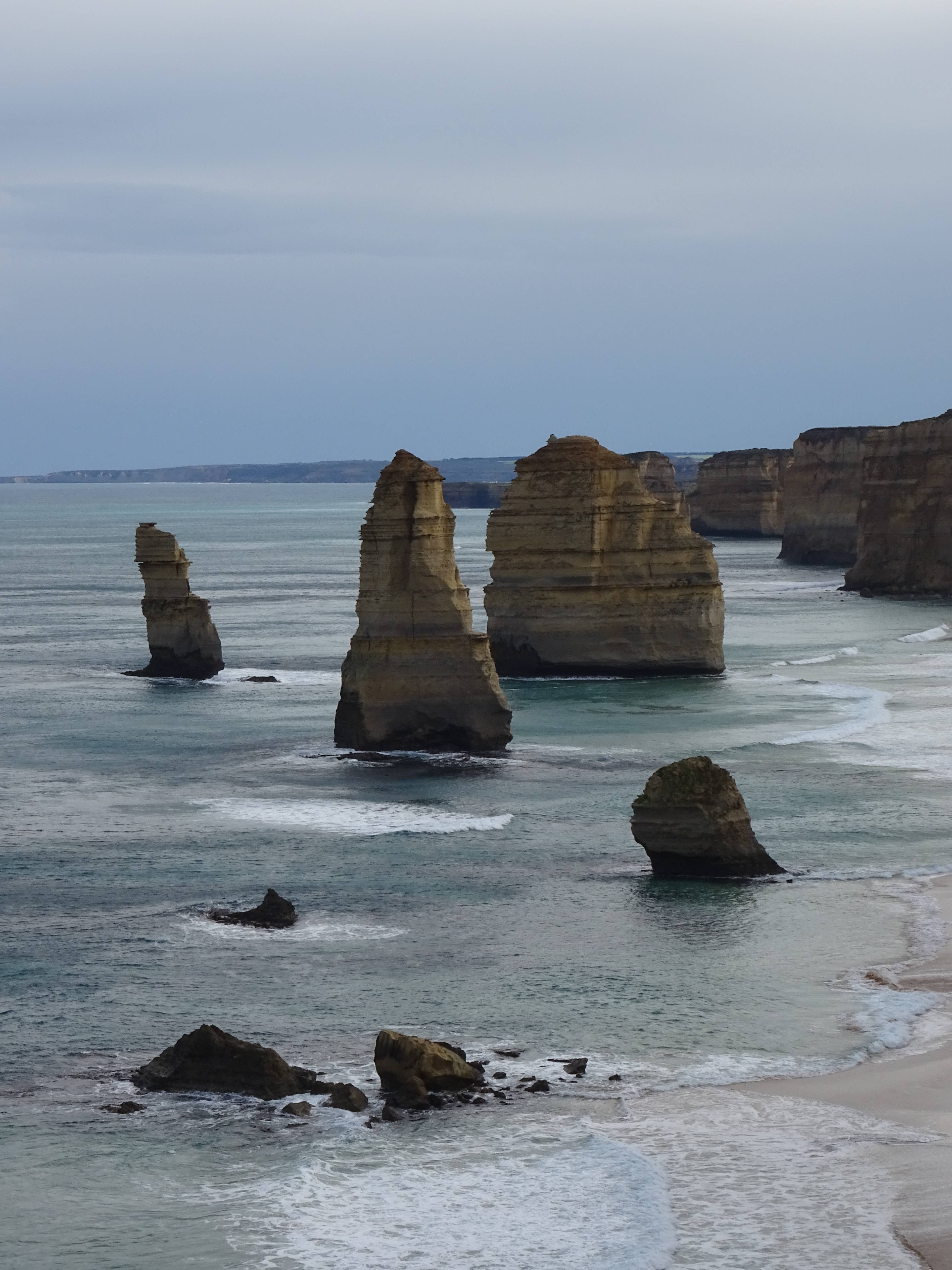 Photo 3: The Great Ocean Road!