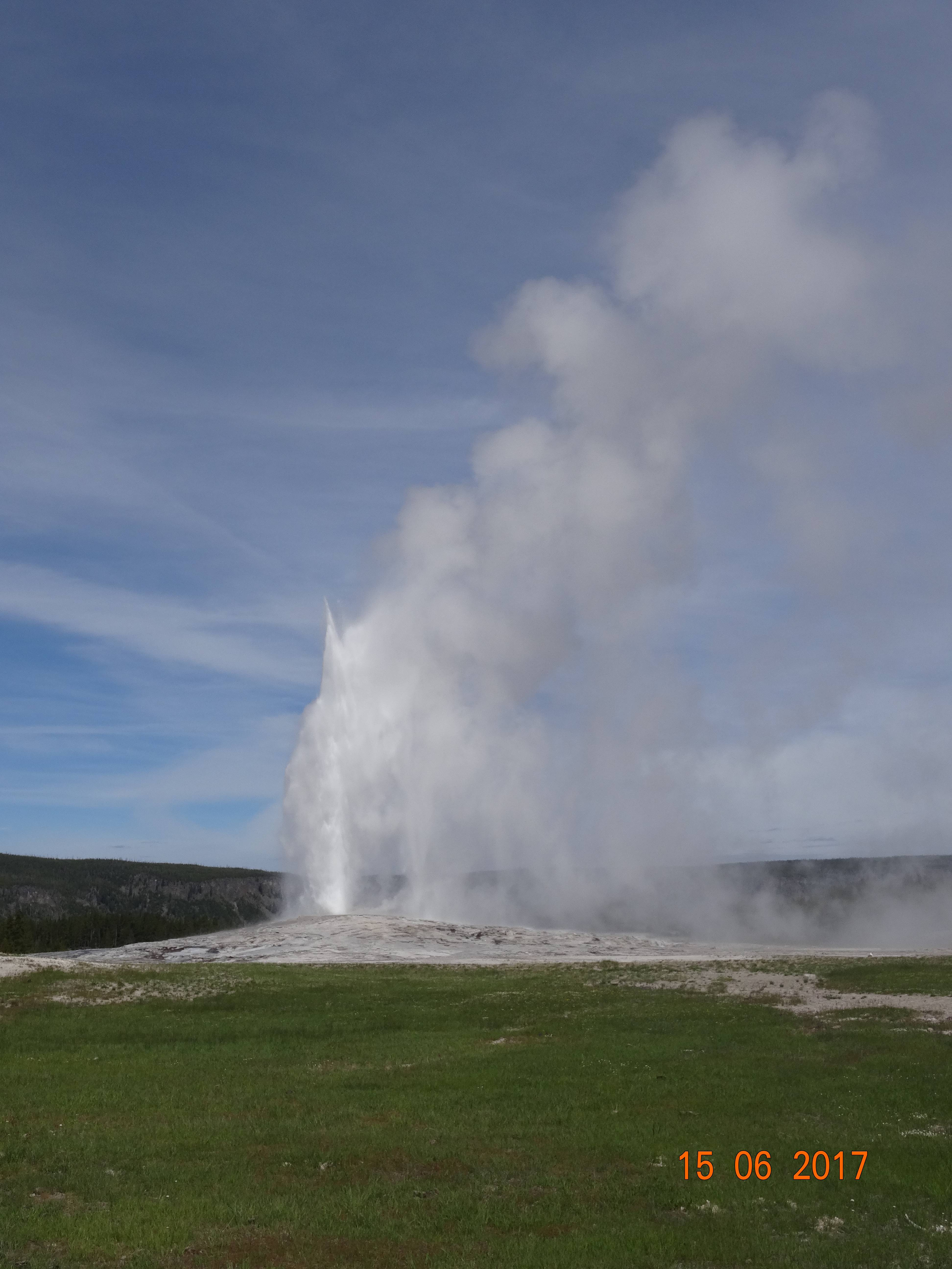 Photo 3: Yellowstone, quel parc merveilleux....
